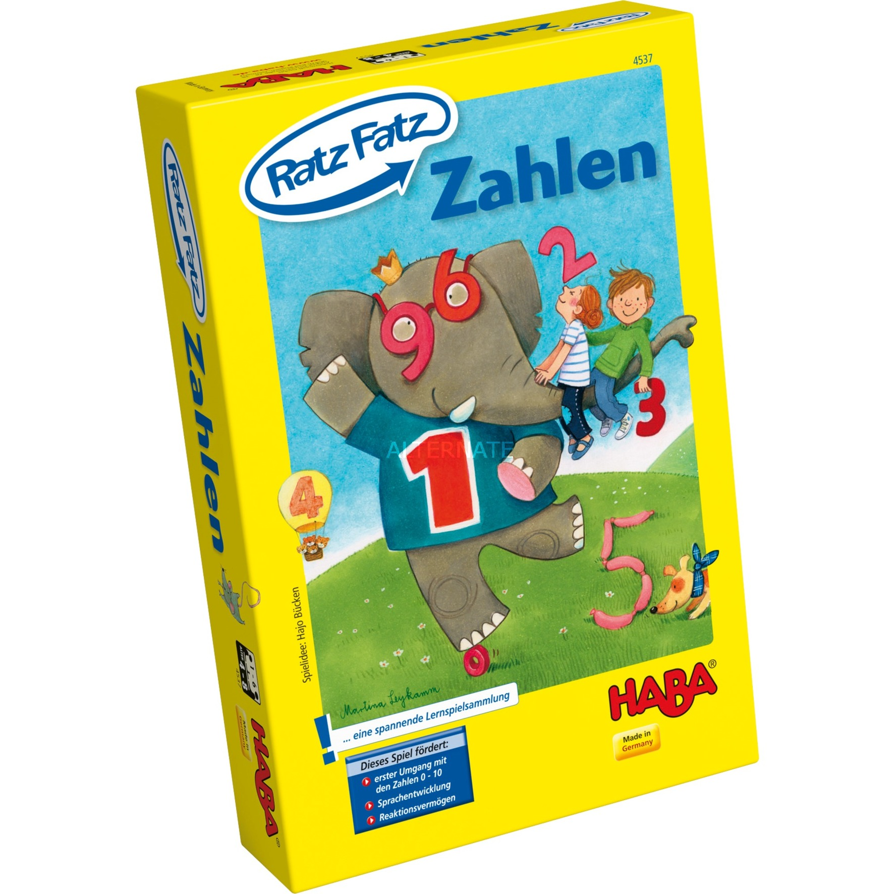 004537 Learning card game, Juego educativo