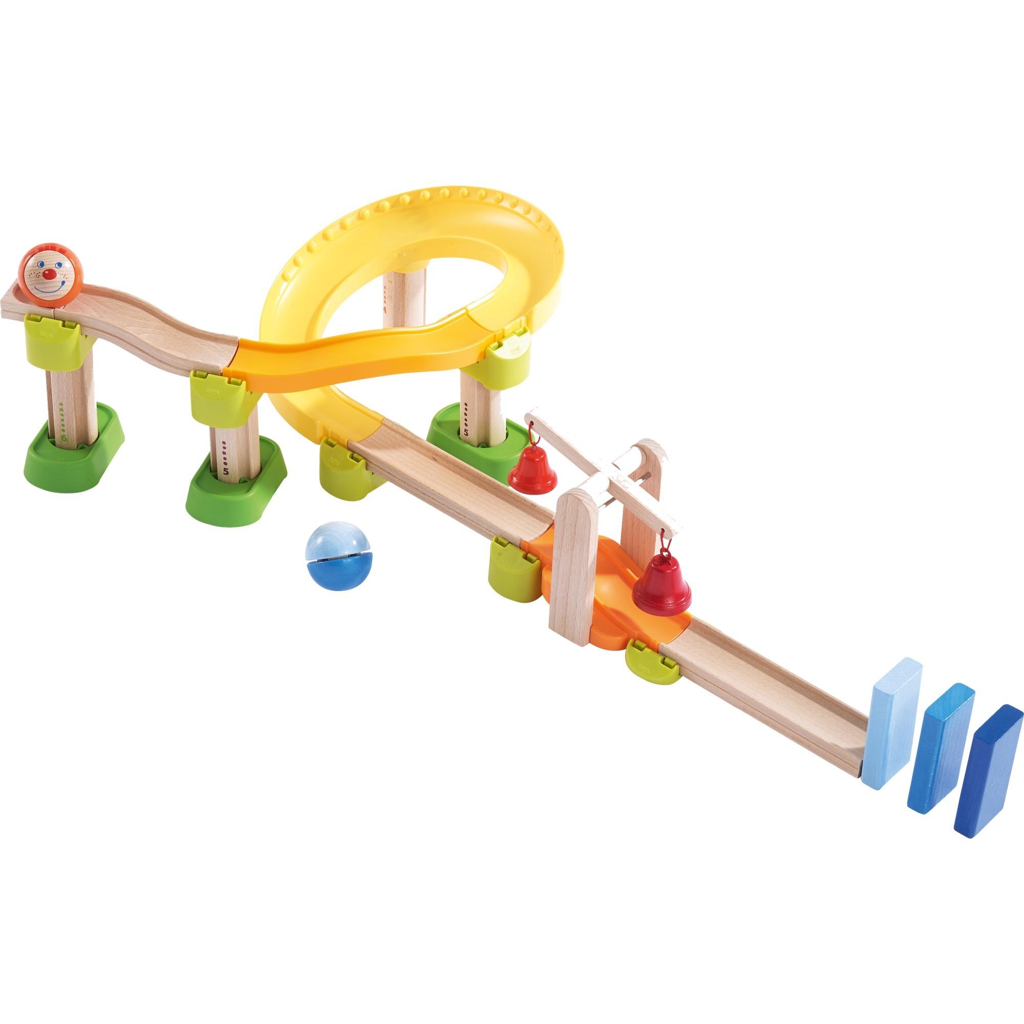 302060 De plástico pista para vehículos de juguete, Ferrocarril