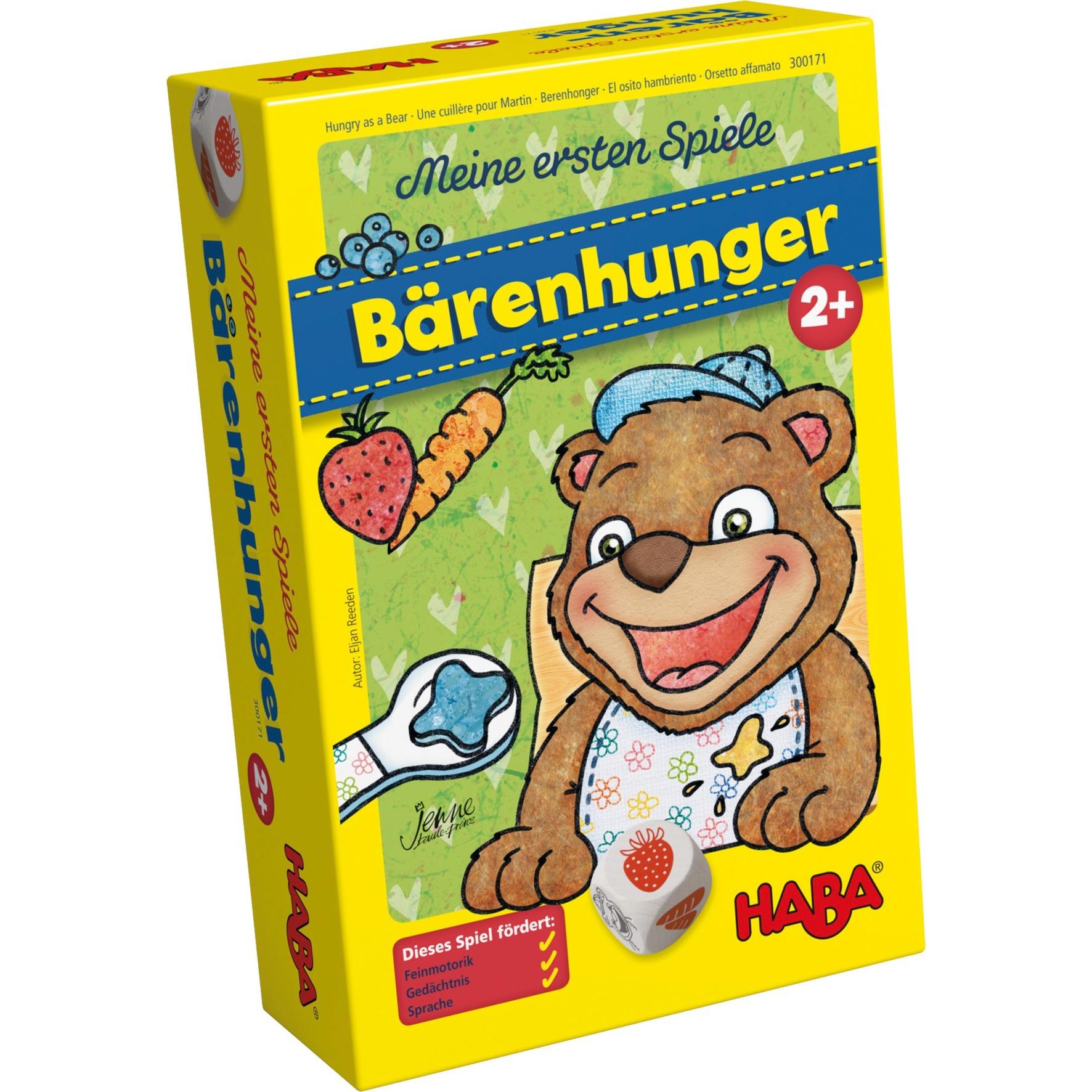 Bärenhunger, Juego de dados