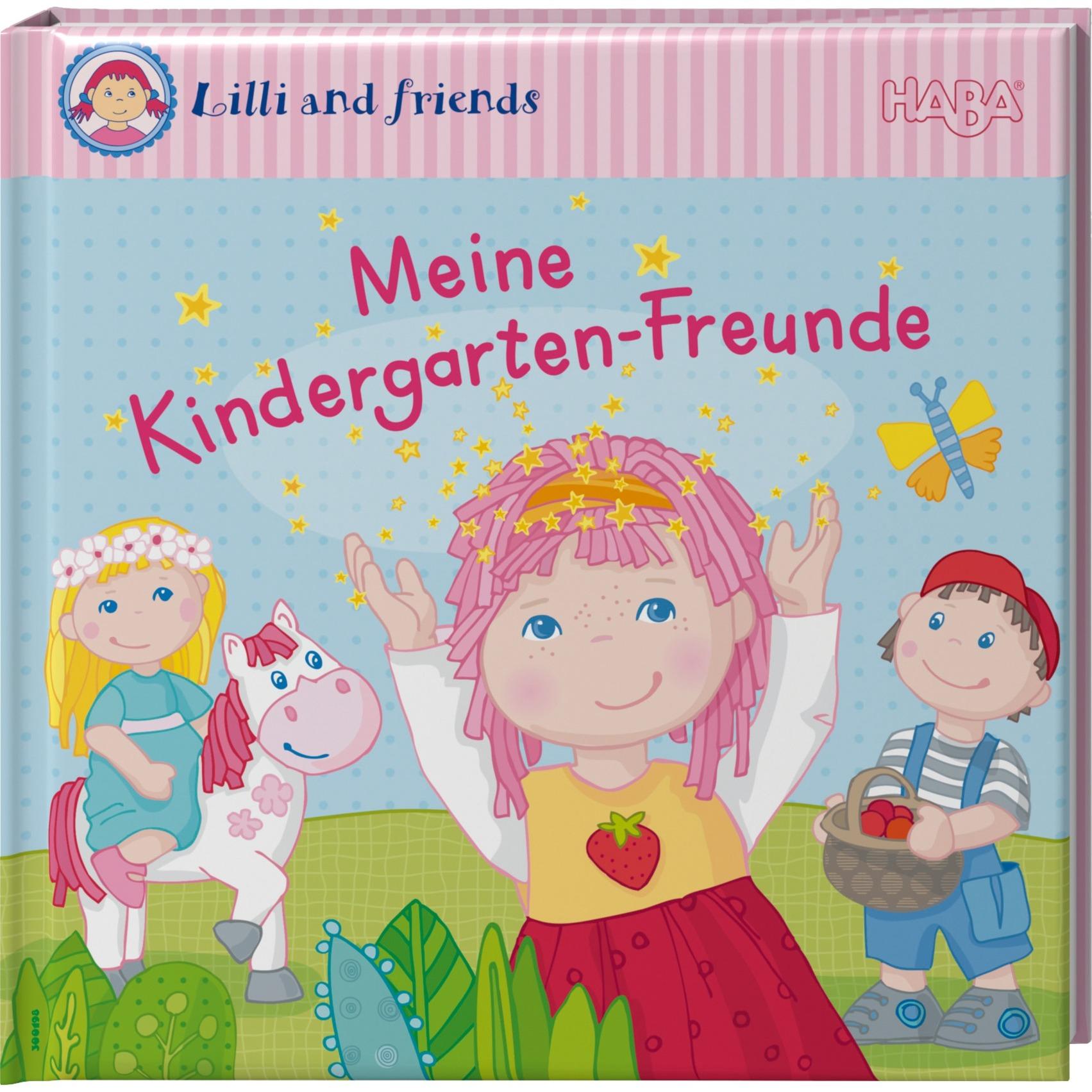 Lilli & friends - Meine Kindergarten-Freunde