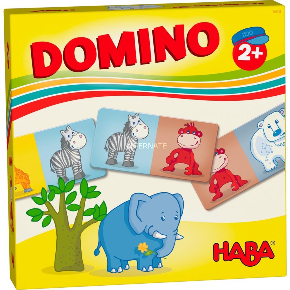 -Juegos favoritos – Dominó Animales del zoo