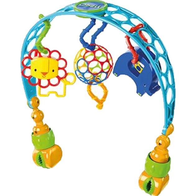 Flex 'n Go Activity Arch juguete colgantes para bebé Multicolor, Gimnasio de actividades/Alfombra