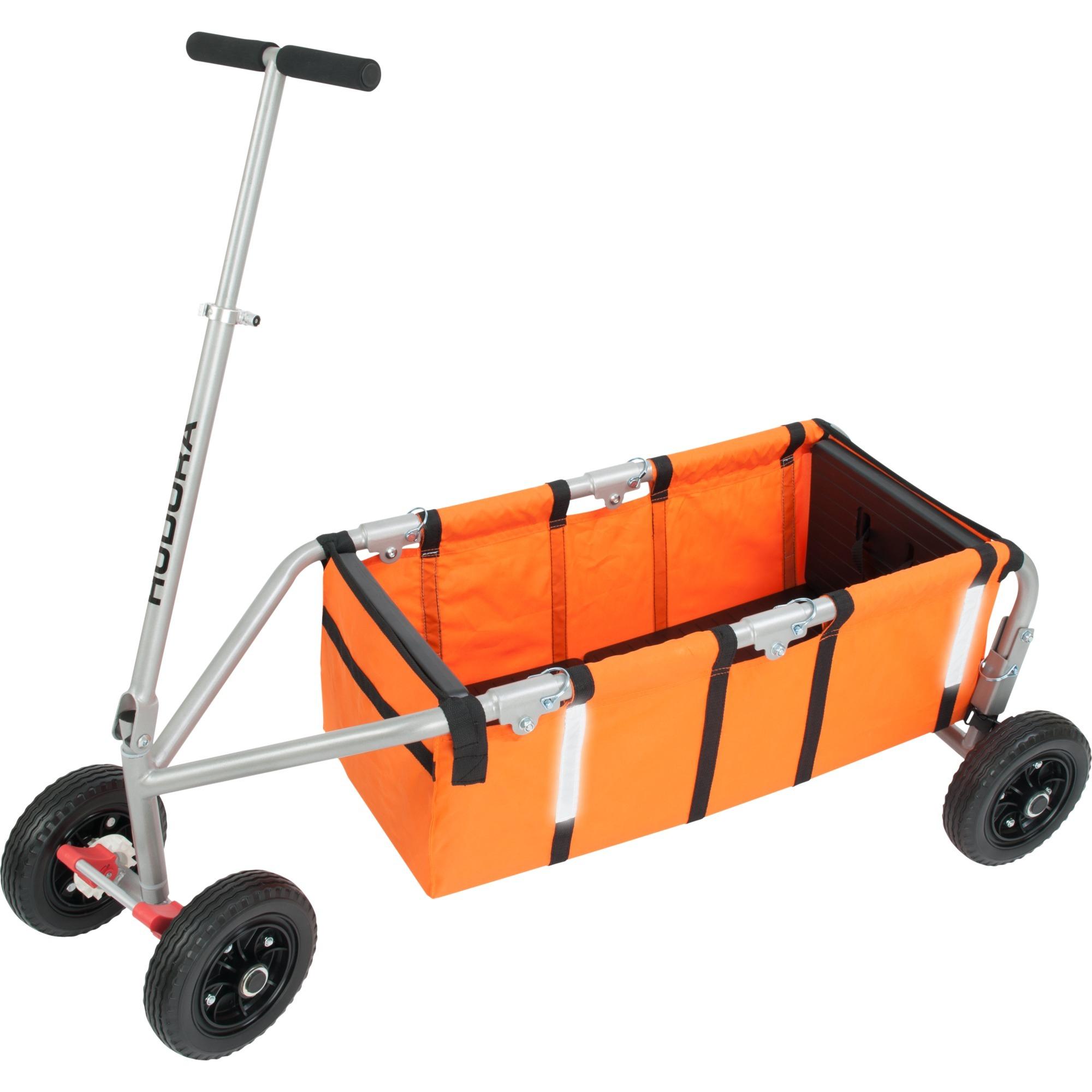 10329 carretilla de mano Naranja, Negro, Plata, Carro de mano