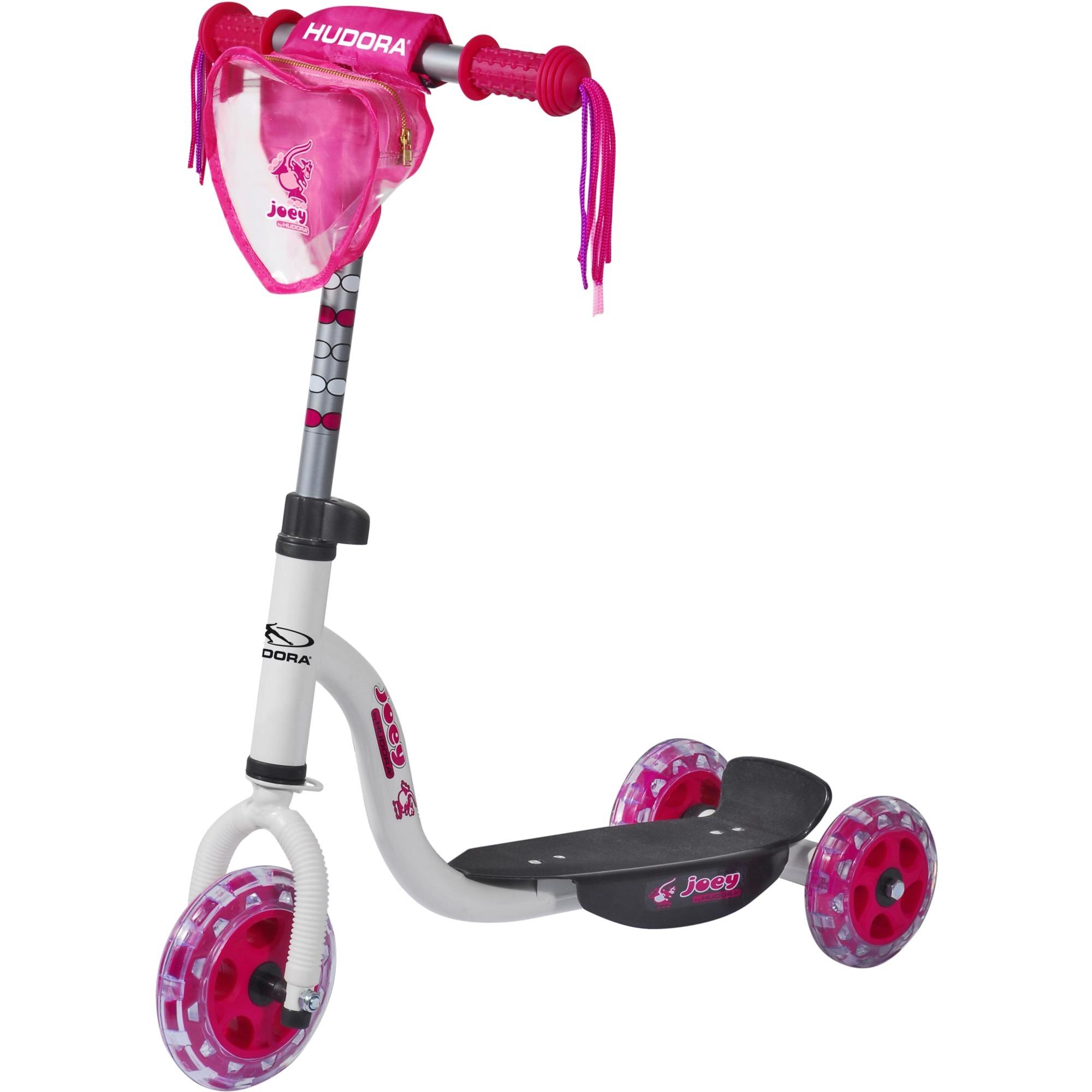 11060 scooter Niños Rosa, Blanco, Vespa