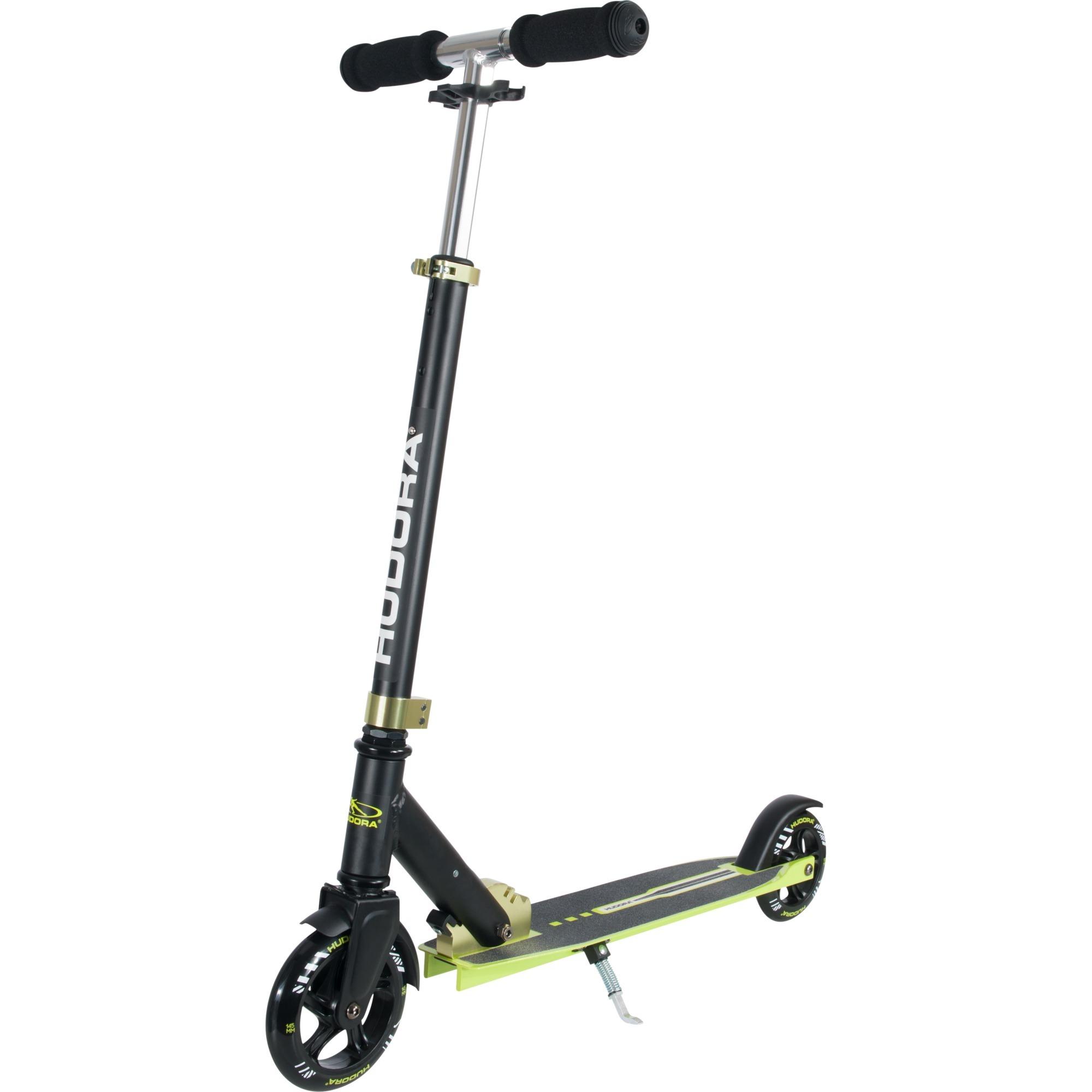 14255 Adultos Negro, Verde scooter, Vespa
