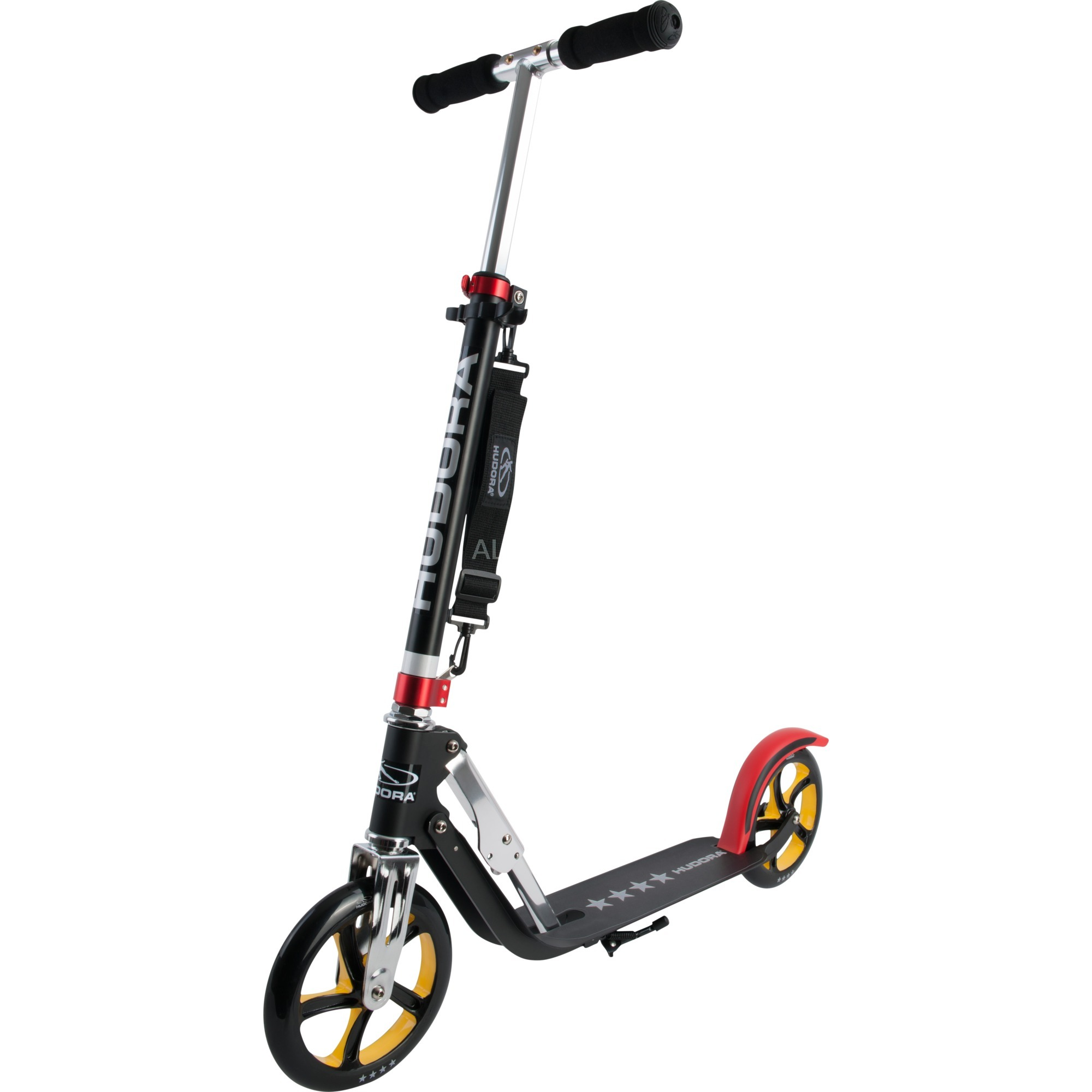 14759 scooter Adultos Negro, Oro, Rojo, Vespa