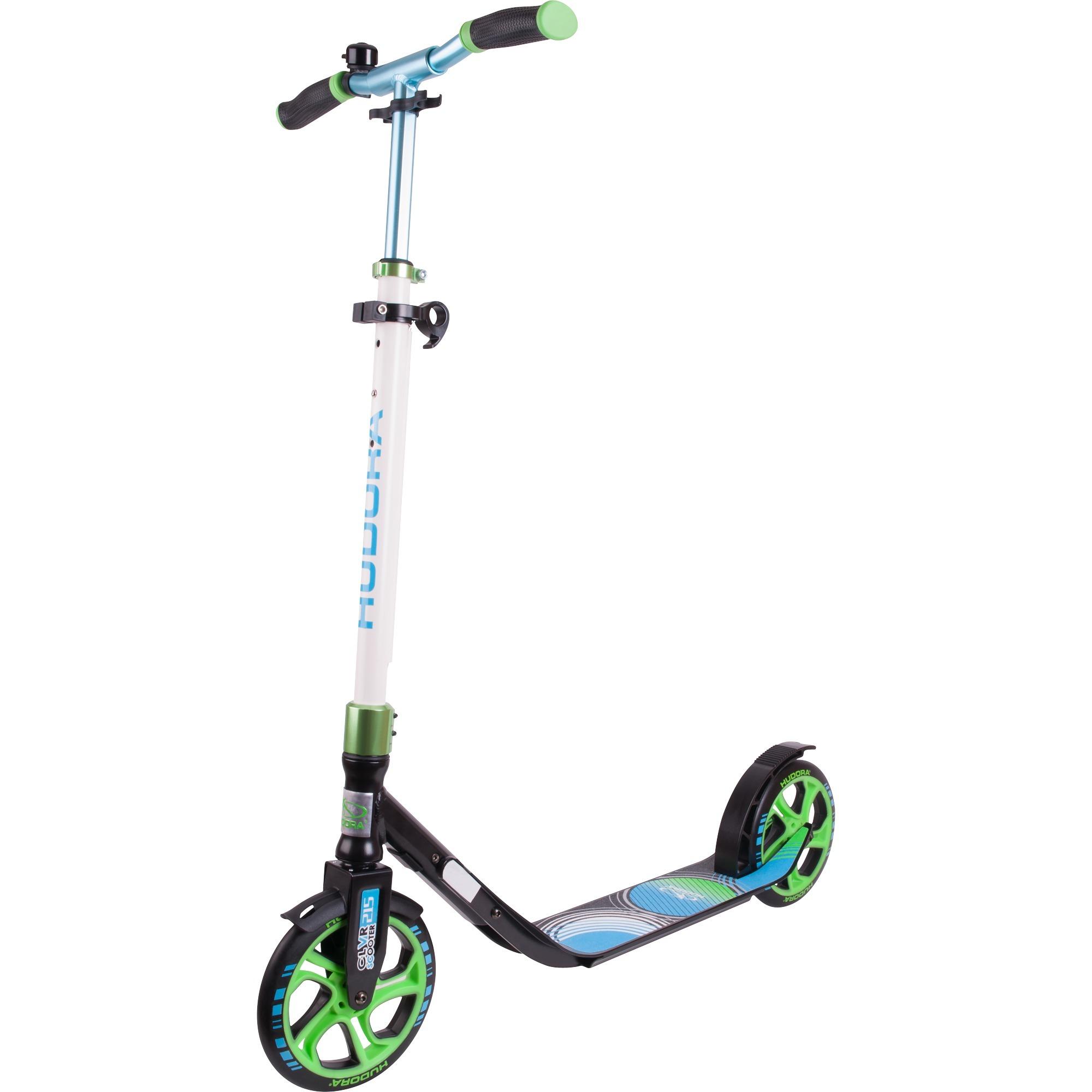 14823 scooter Adultos Azul, Verde, Vespa