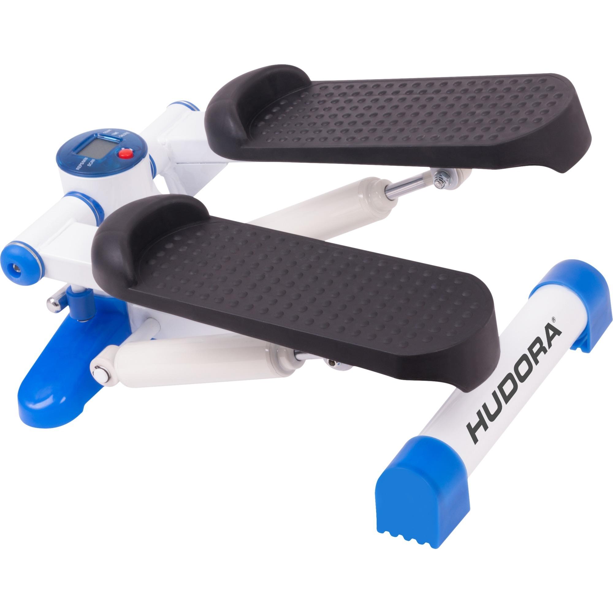65237 Negro, Azul, Blanco máquina de step, Aparato para fitness