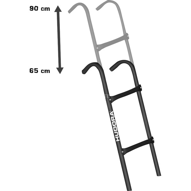 65264 Negro escalera