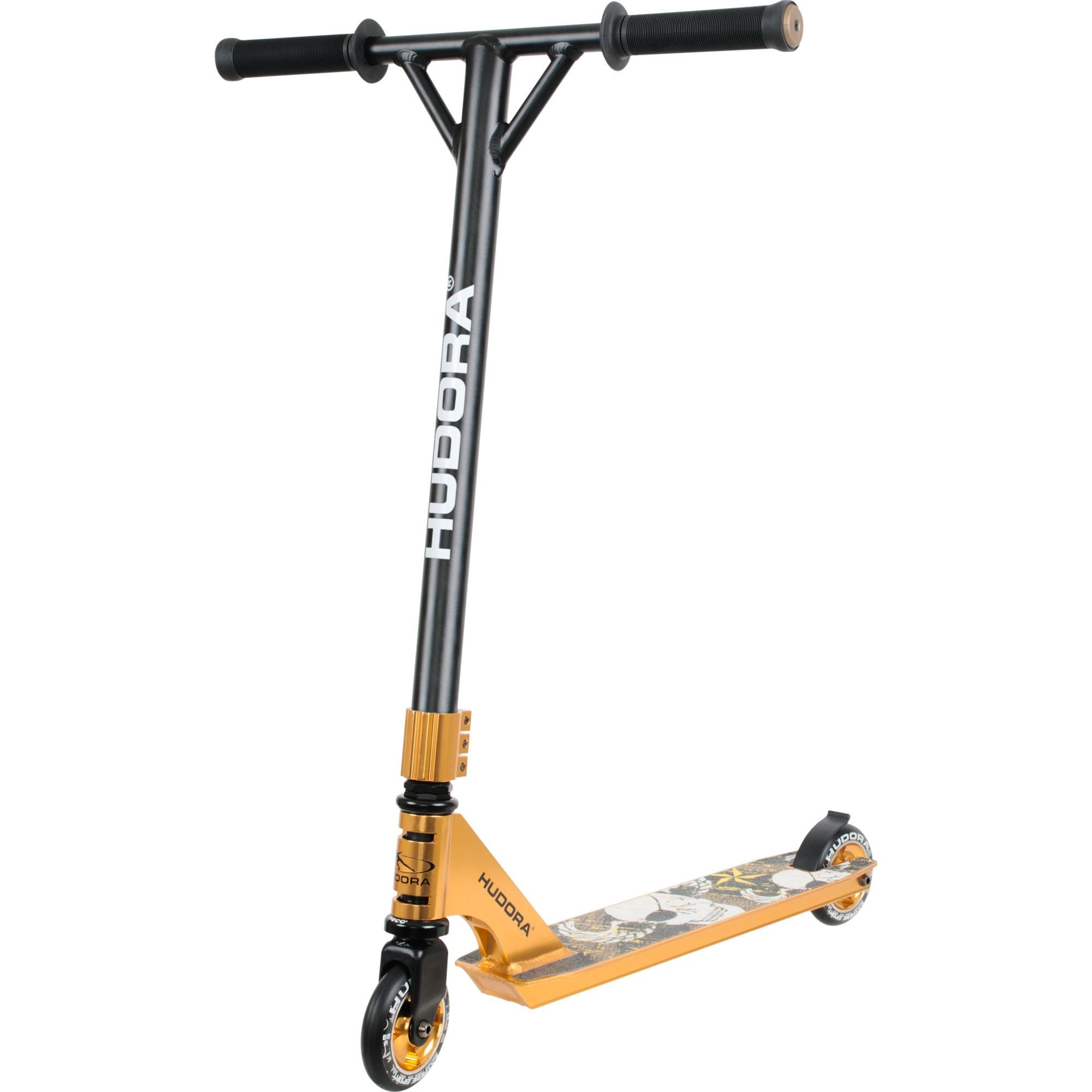 Hudora Xr Naranjanegro Scooter MulticolorVespa Adultos 25 Stunt nOwv0ymN8