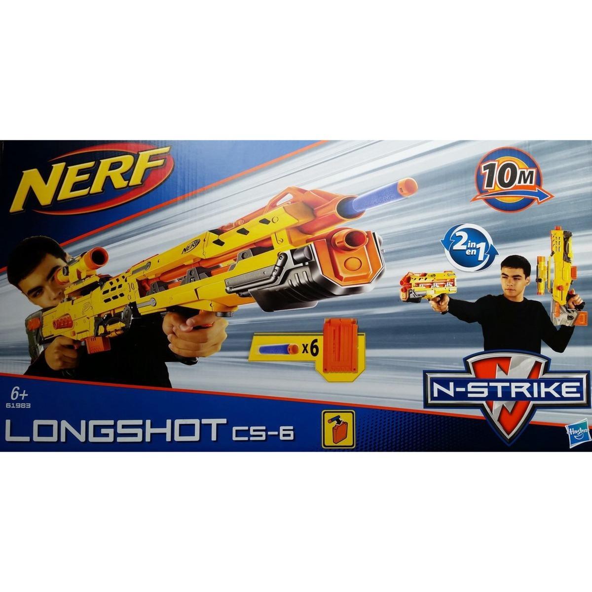 61983EU50, Pistola Nerf