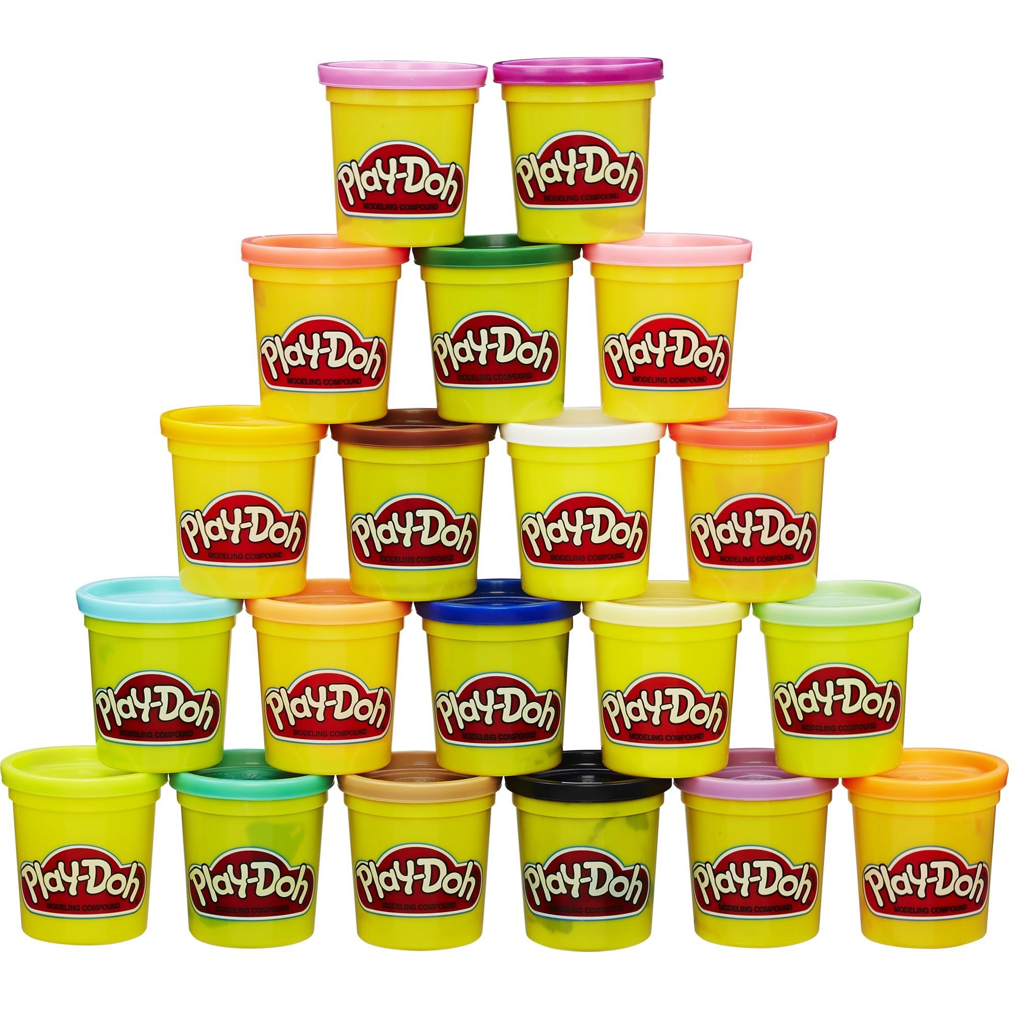 A7924EU70 Pasta para modelar 1680g Negro, Azul, Marrón, Verde, Naranja, Rosa, Púrpura, Rojo, Blanco, Amarillo compuesto para cerámica y modelaje, Mode