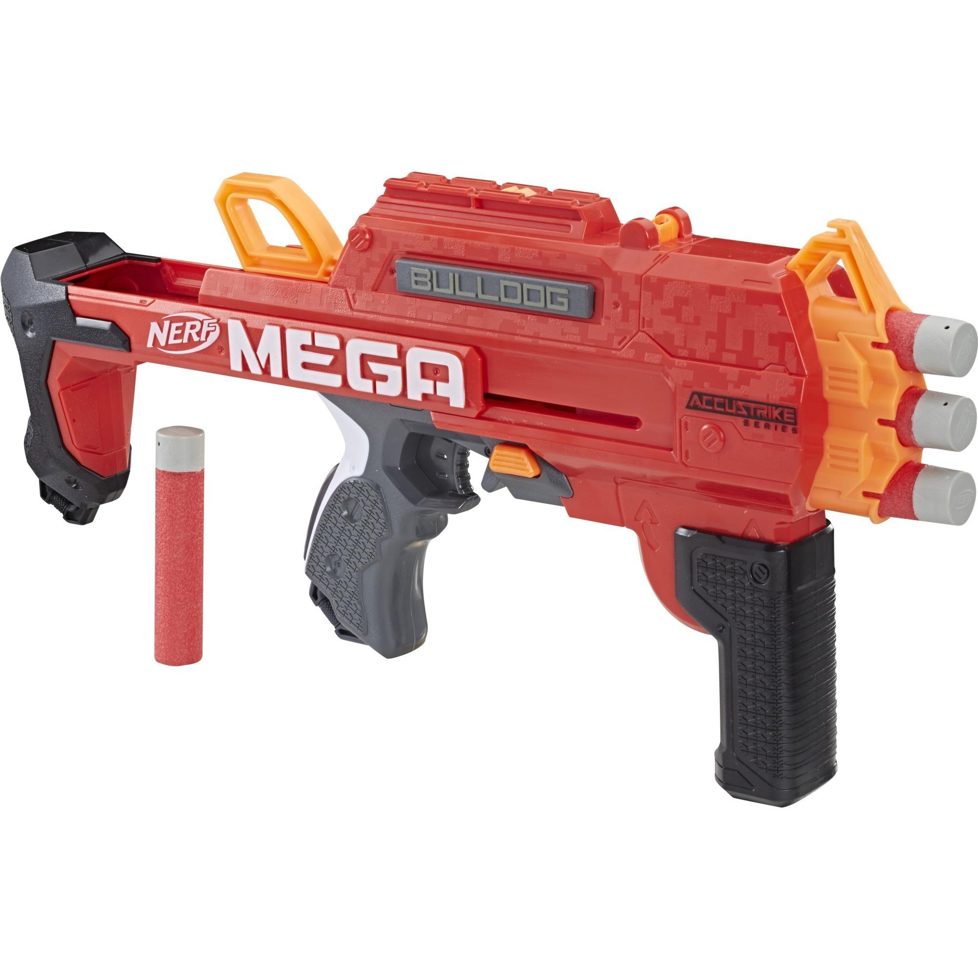 AccuStrike Mega Bulldog, Pistola Nerf