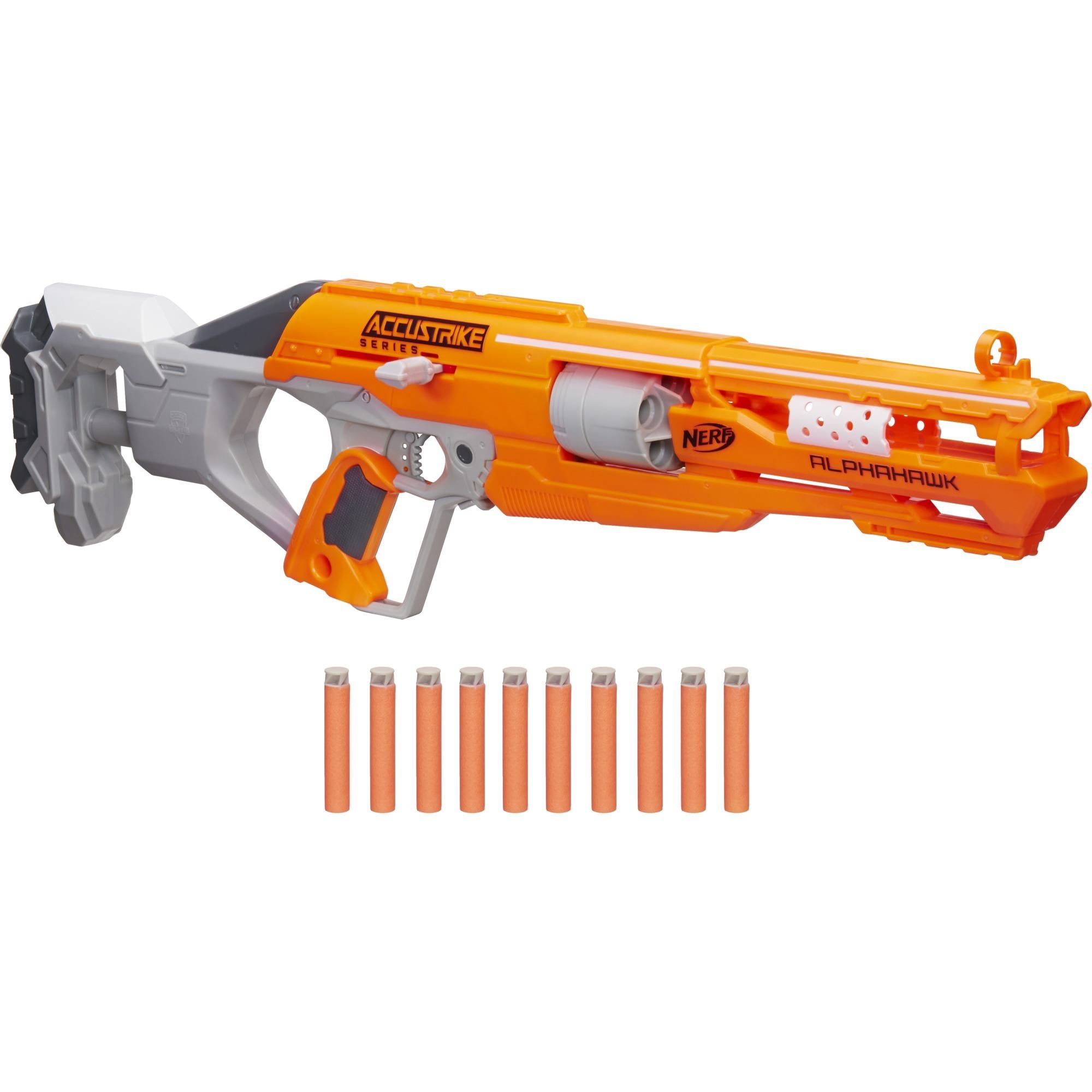 AlphaHawk Pistola de juguete, Pistola Nerf