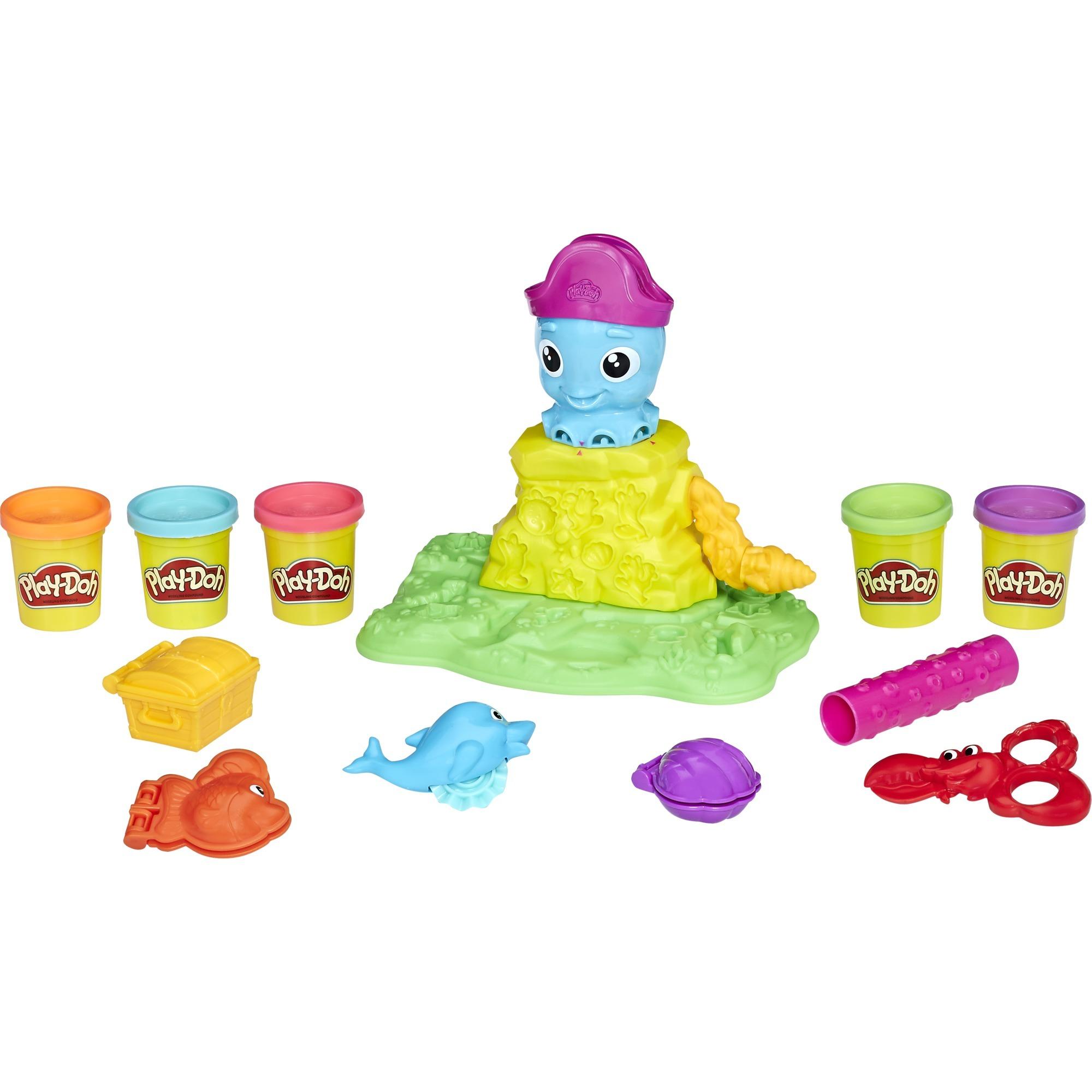 Play-Doh - Pulpo Divertidos Tentáculos