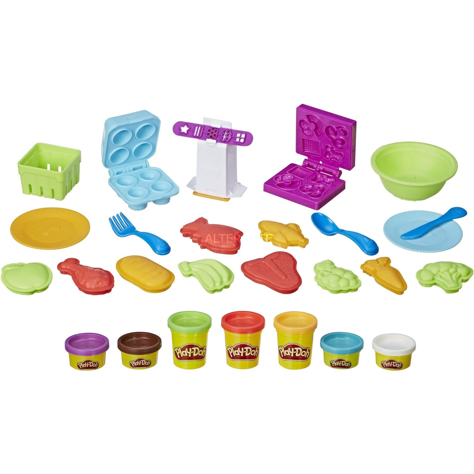 Play-Doh - Herramientas del Supermercado