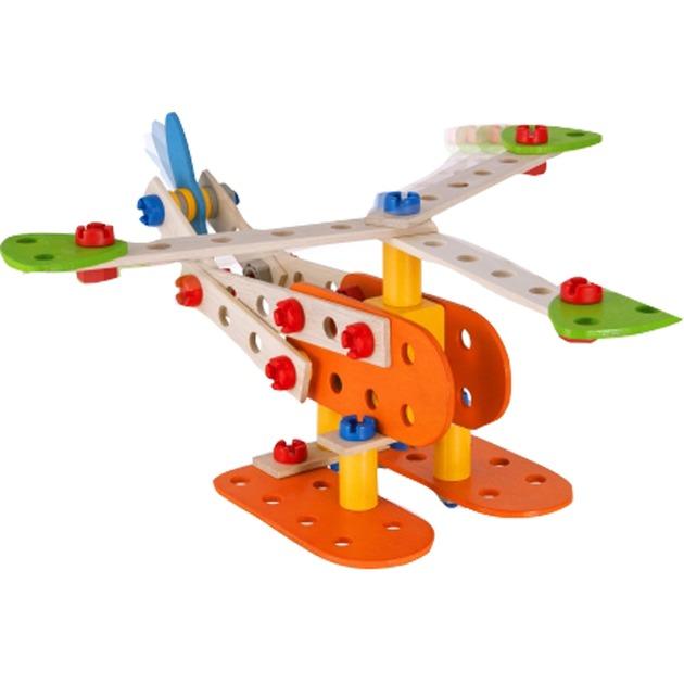 Constructor, Avión de hélice