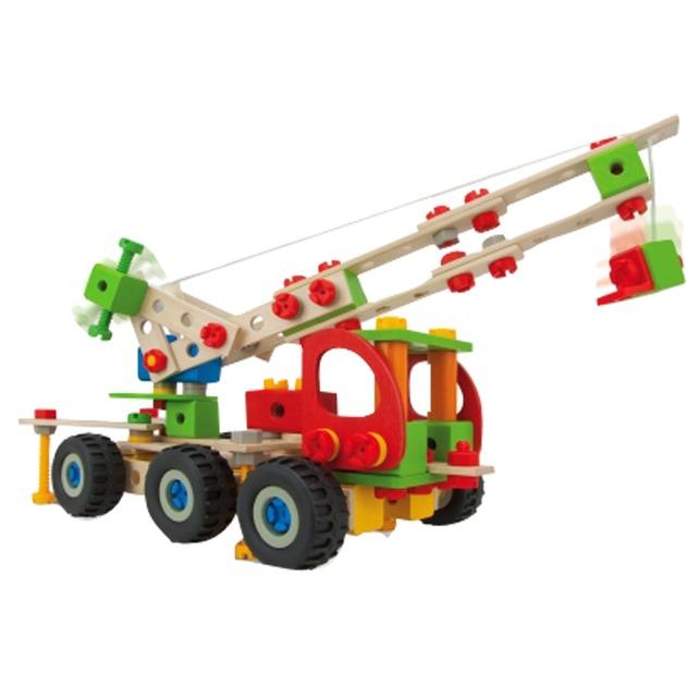 Constructor, Camión grúa