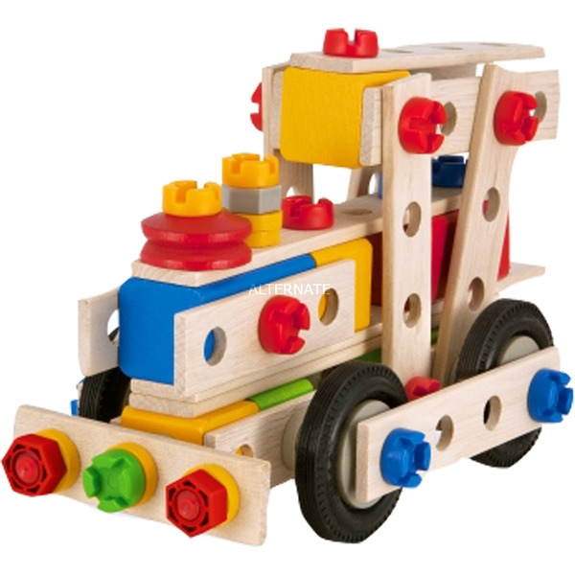 Constructor, locomotora grande