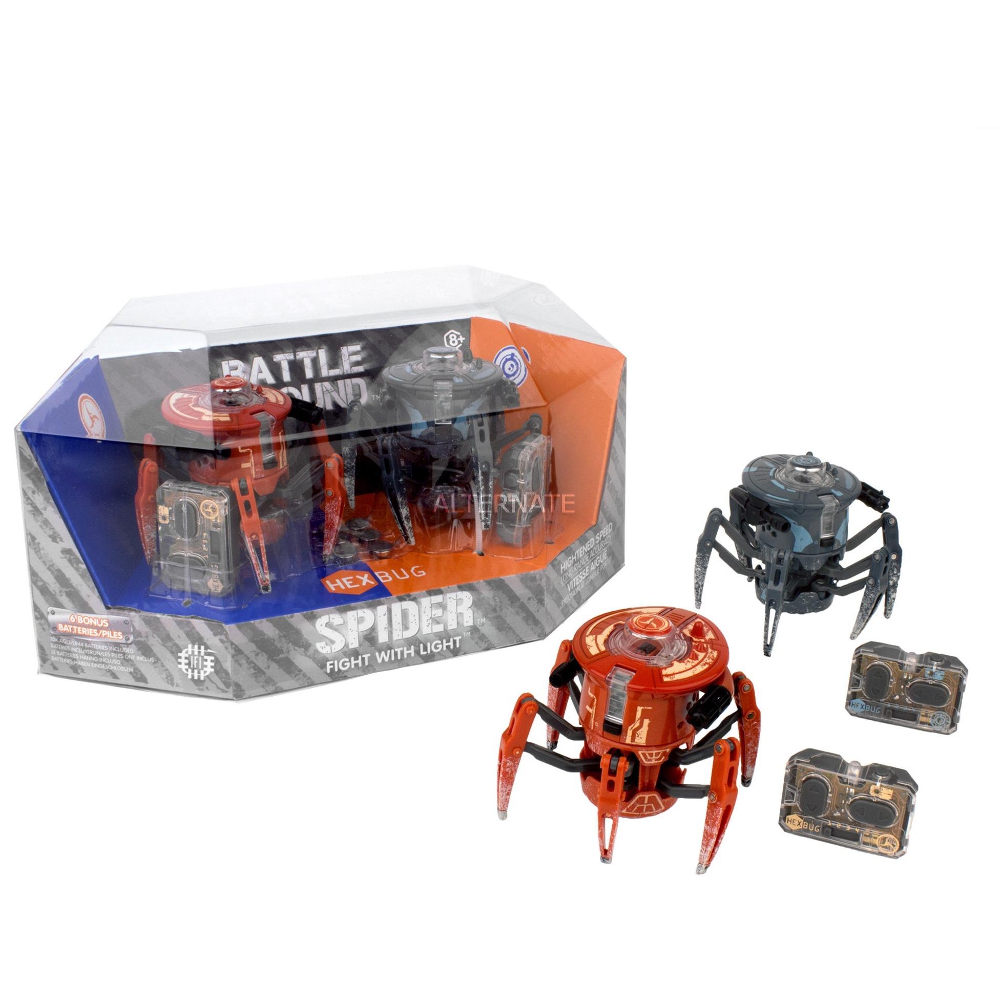 Battle Ground Spider 2.0, Radiocontrol
