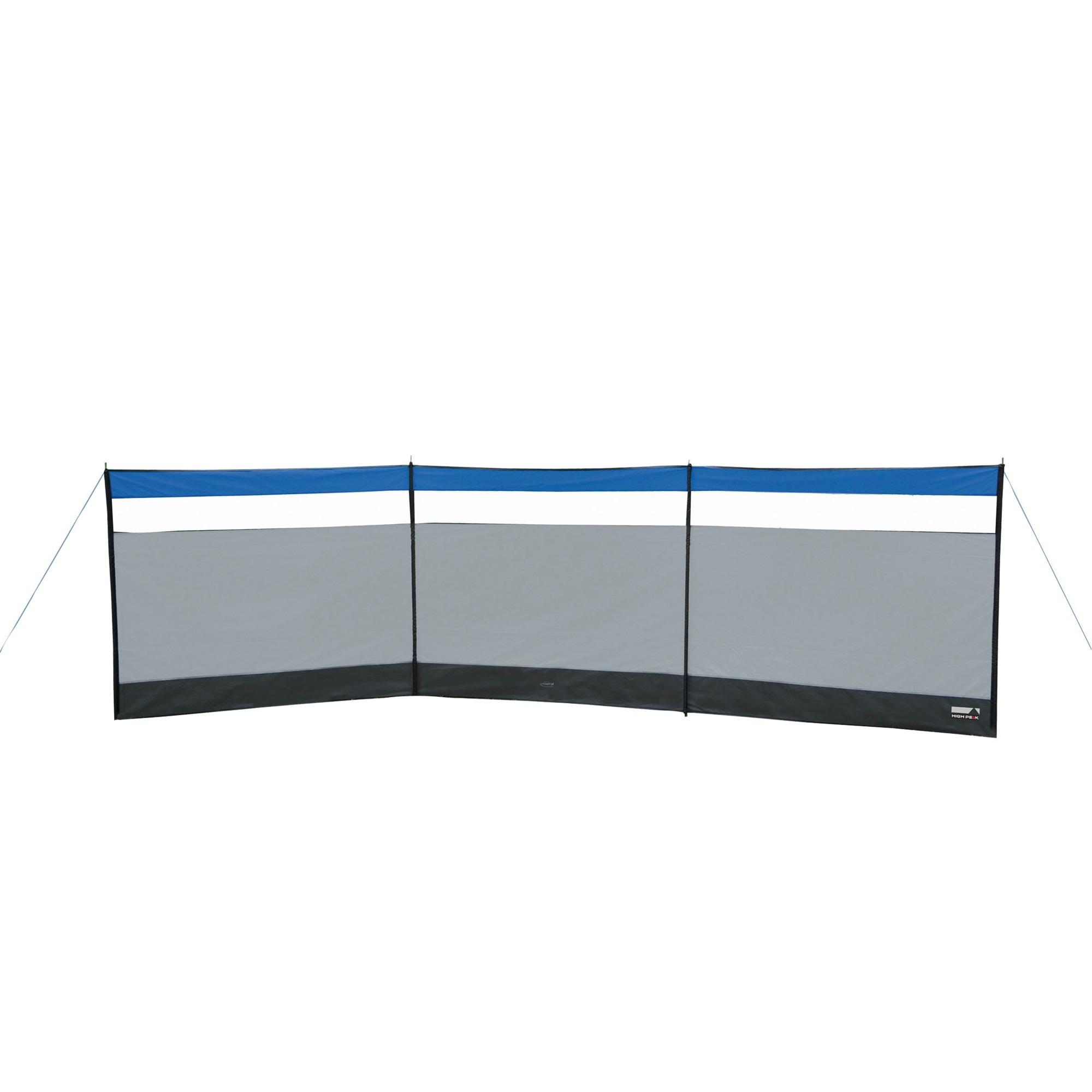 10015, Protección del viento y visibilidad