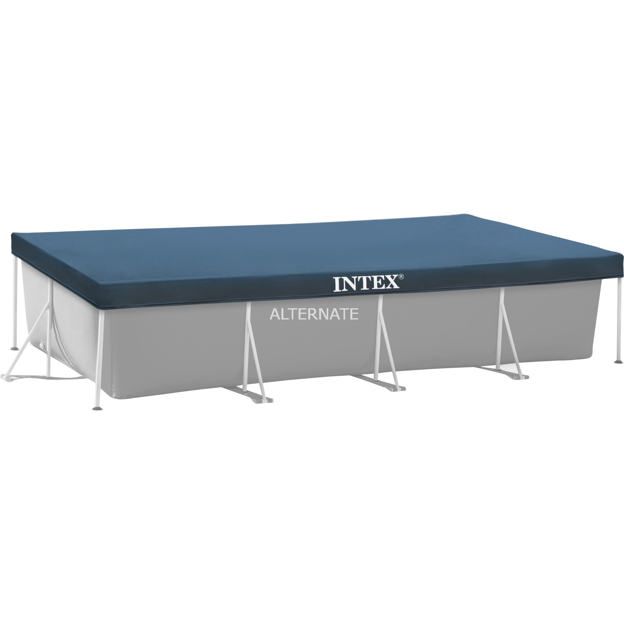 Intex 28022 cubierta circular para precios y ofertas for Cubierta piscina intex