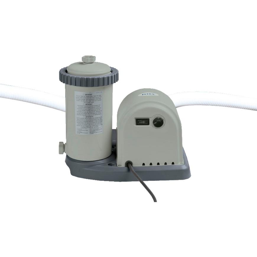 28636 Bomba con filtro de cartucho accesorio para piscina, Filtro de agua