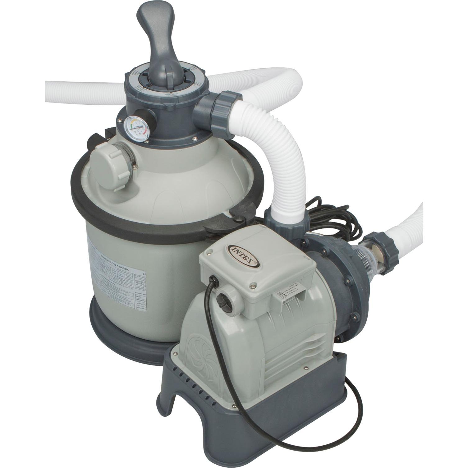 28644 Bomba con filtro de arena accesorio para piscina, Filtro de agua