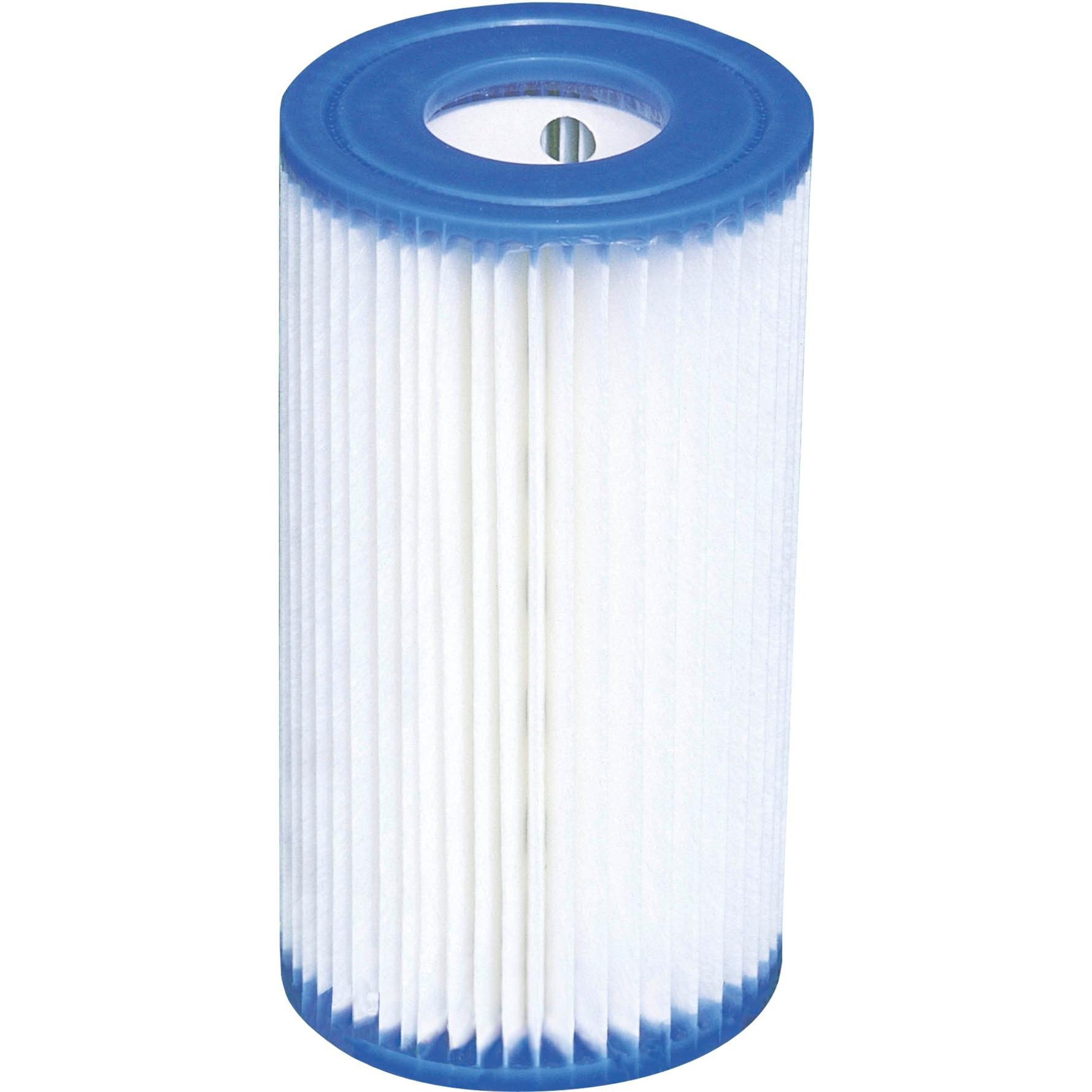 29000 De flujo directo Azul, Color blanco filtro de agua, Material del filtro