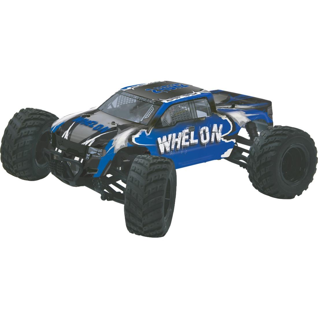 053355 Monster truck Motor eléctrico 1:12 vehículo de tierra por radio control (RC), Radiocontrol