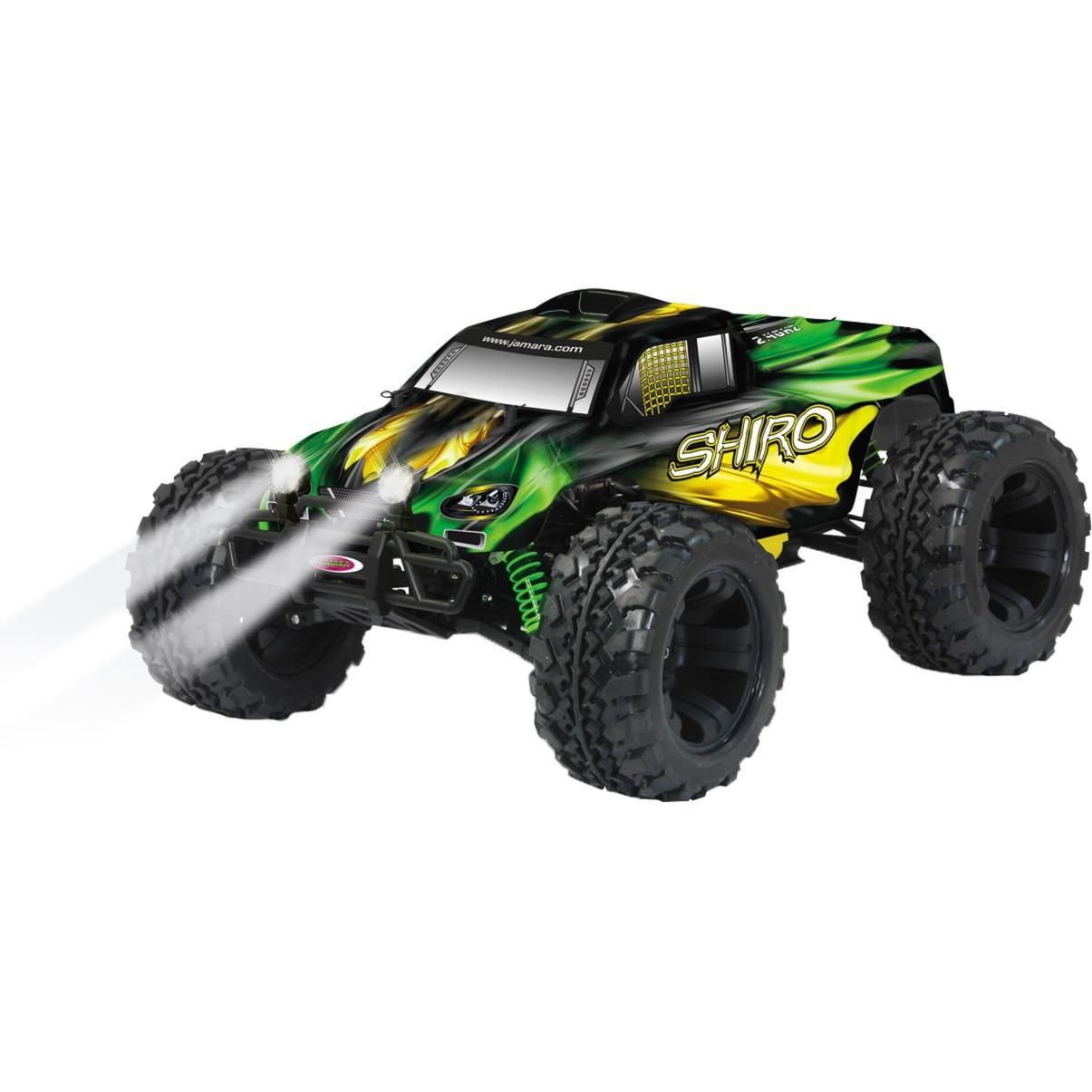 053366 vehículo de tierra por radio control (RC) Monster truck Motor eléctrico 1:10, Radiocontrol