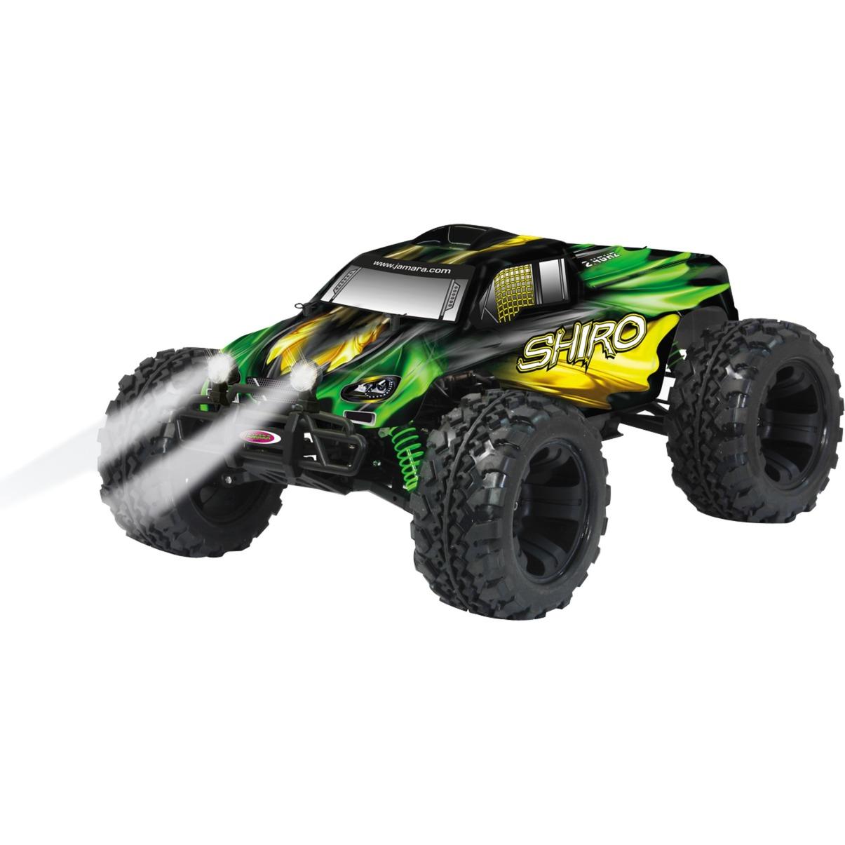 053367 vehículo de tierra por radio control (RC) Monster truck Motor eléctrico 1:10, Radiocontrol
