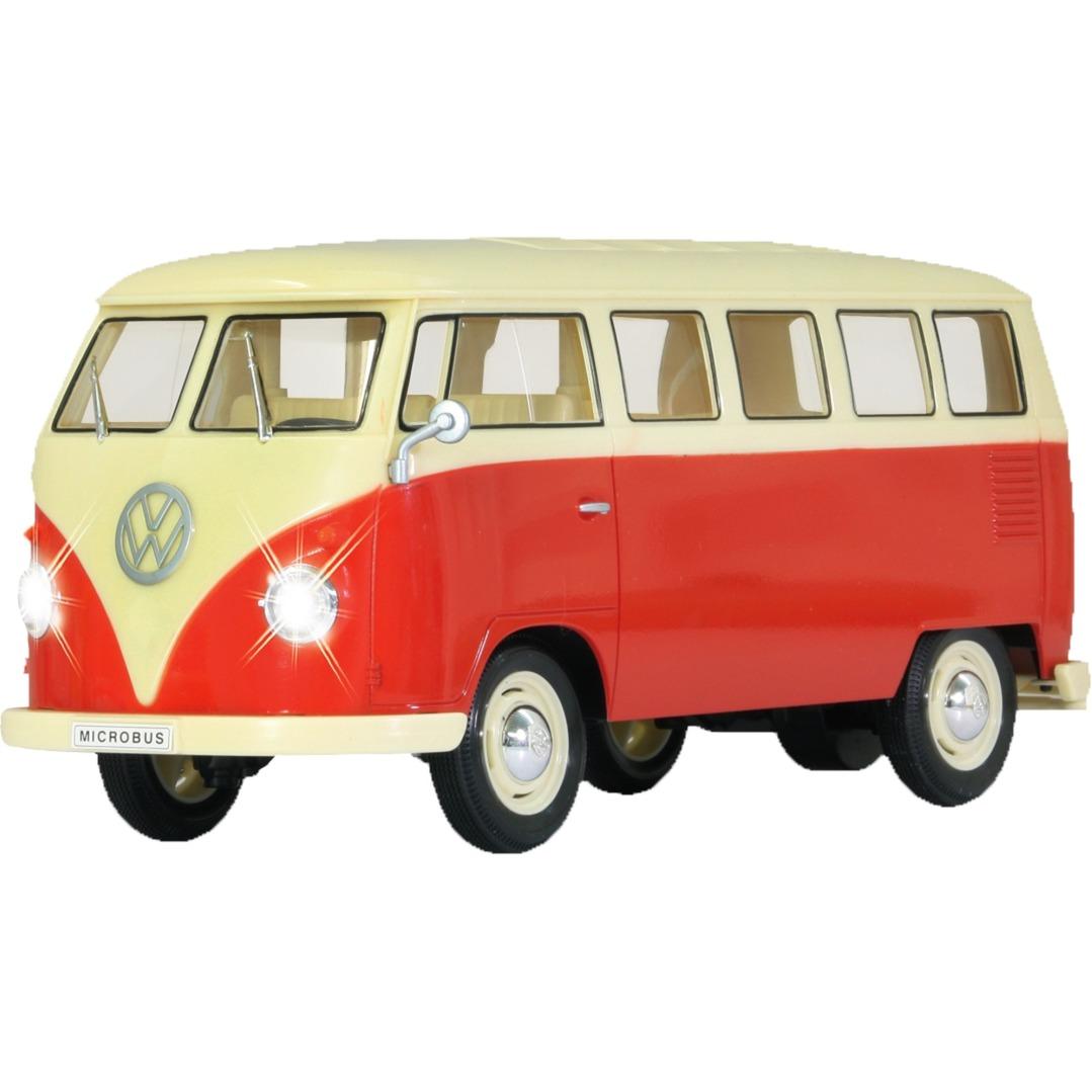 405119 vehículo de tierra por radio control (RC) Bus Motor eléctrico 1:16, Radiocontrol