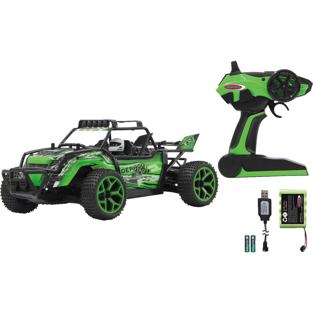410012 Buggy Motor eléctrico 1:18 vehículo de tierra por radio control (RC), Radiocontrol