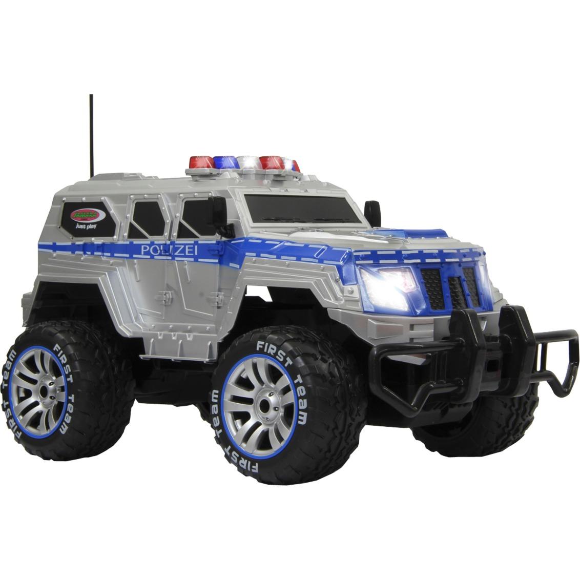 410032 Police car Motor eléctrico 1:12 vehículo de tierra por radio control (RC), Radiocontrol