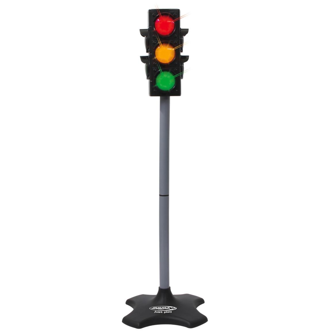 460256 accesorio para juguete de montarse Semáforo de juguete, Señal de tráfico