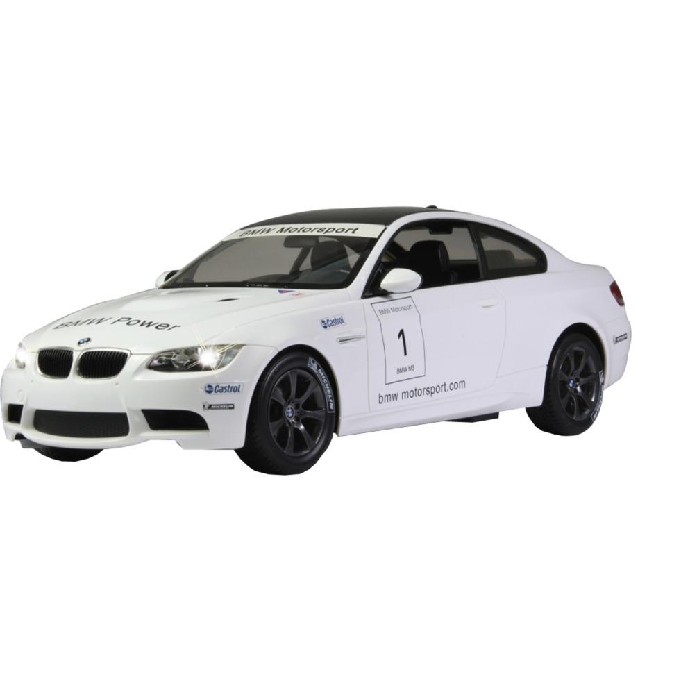 BMW M3 Sport, Radiocontrol