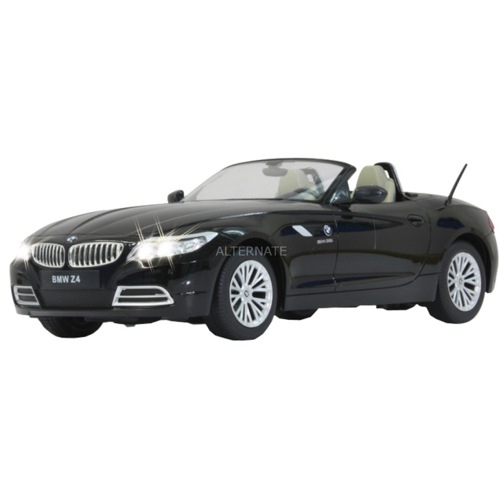 BMW Z4, Radiocontrol