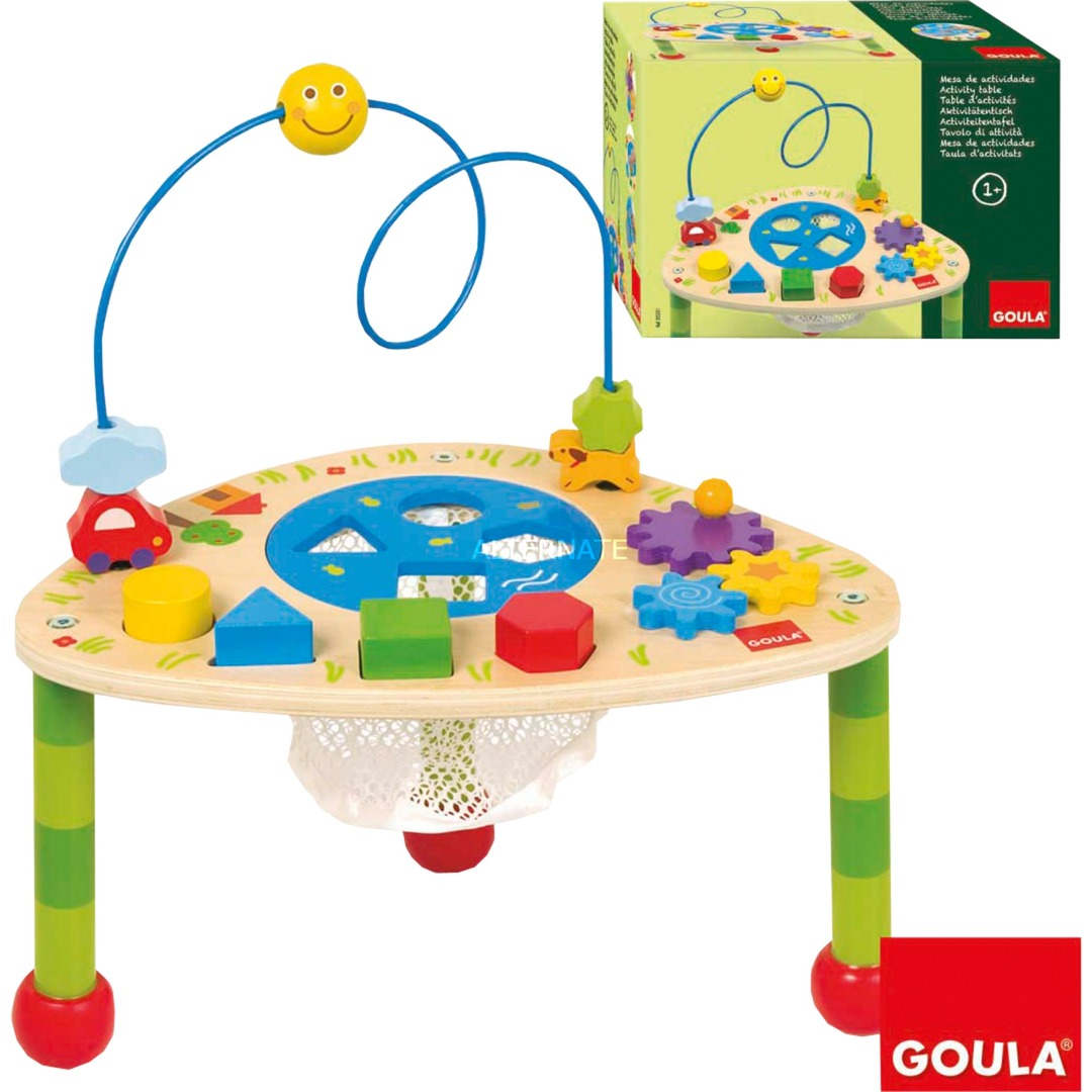 Activity Table, Pizarra de aprendizaje