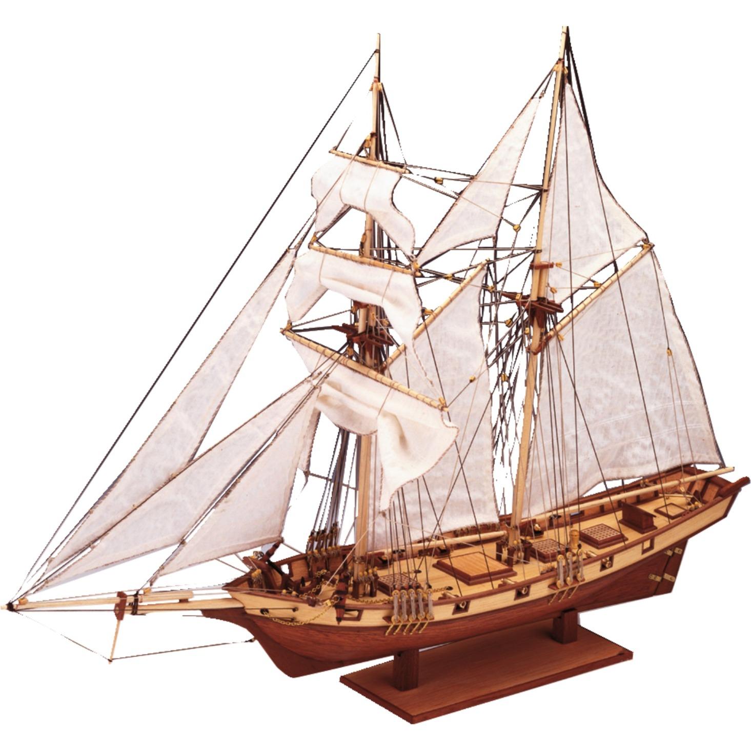 Albatros Maquetas de barcos, Contrucciones