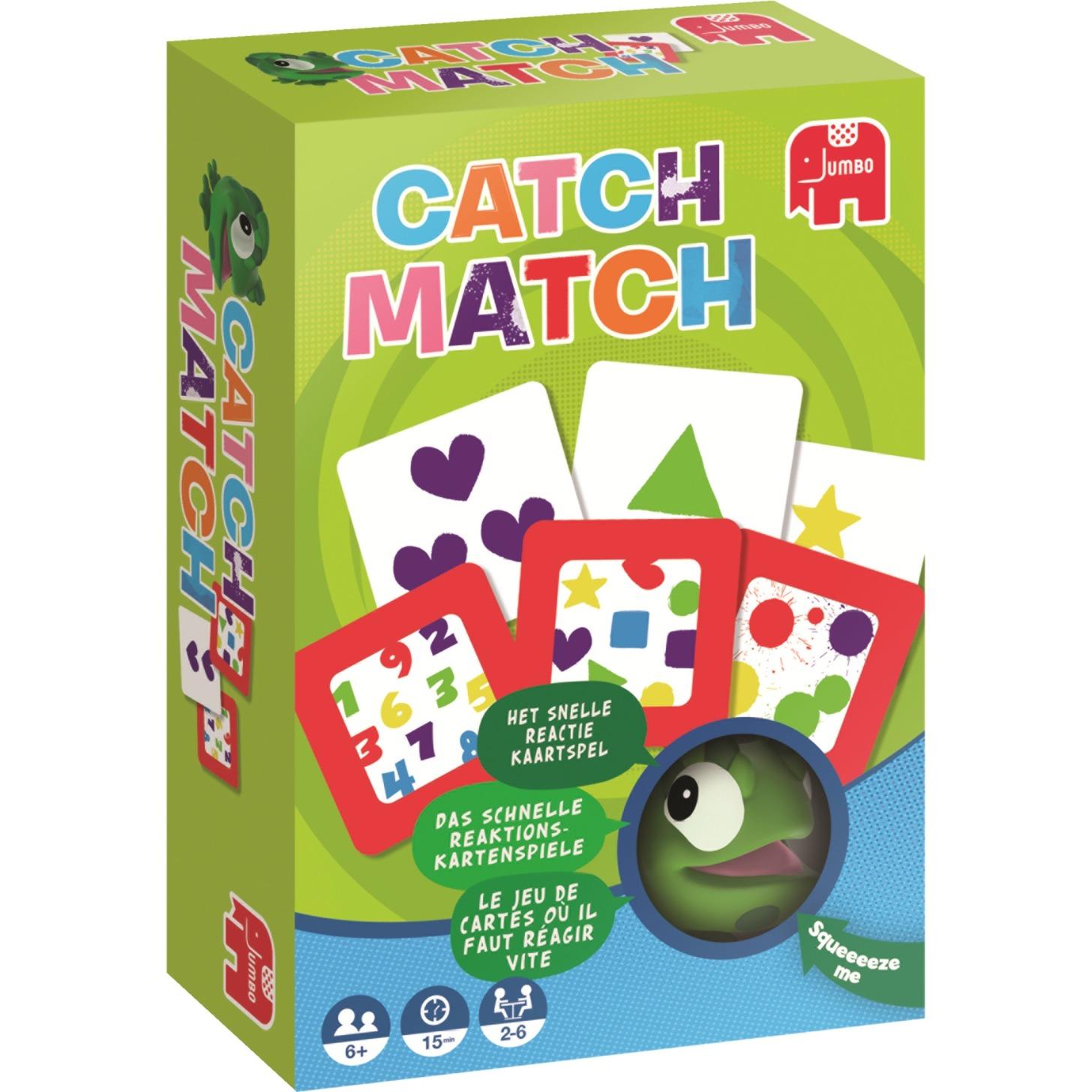 Catch Match Juego de emparejar cartas, Juegos de cartas