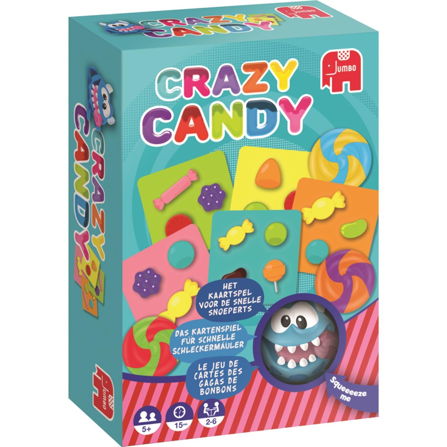 Crazy Candy Juego de emparejar cartas, Juegos de cartas