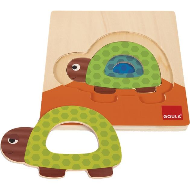 Decreasing Puzzle Turtle 3 pcs