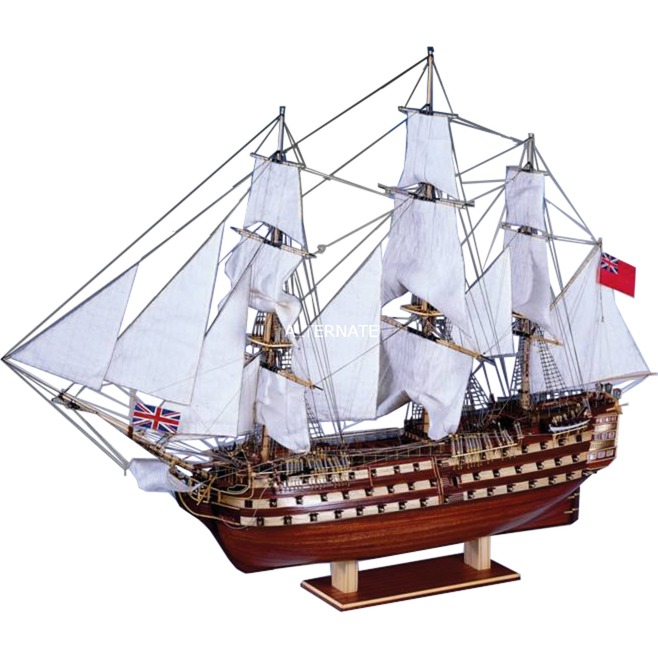 HMS Victory, Contrucciones
