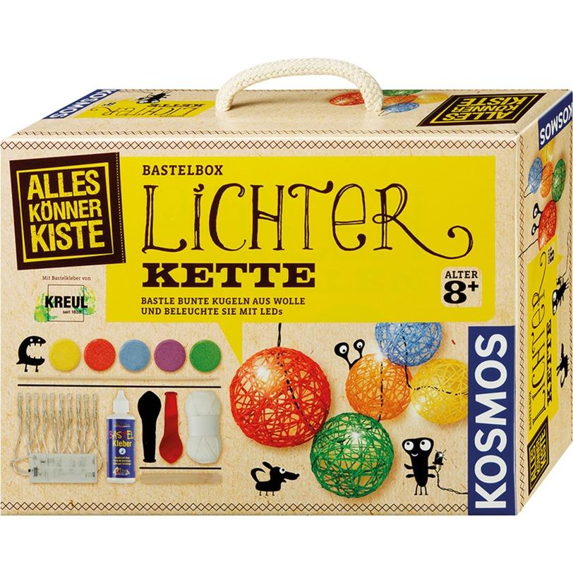 604288 kit de manualidades para niños Kit de punto para niños, Caja de experimentos