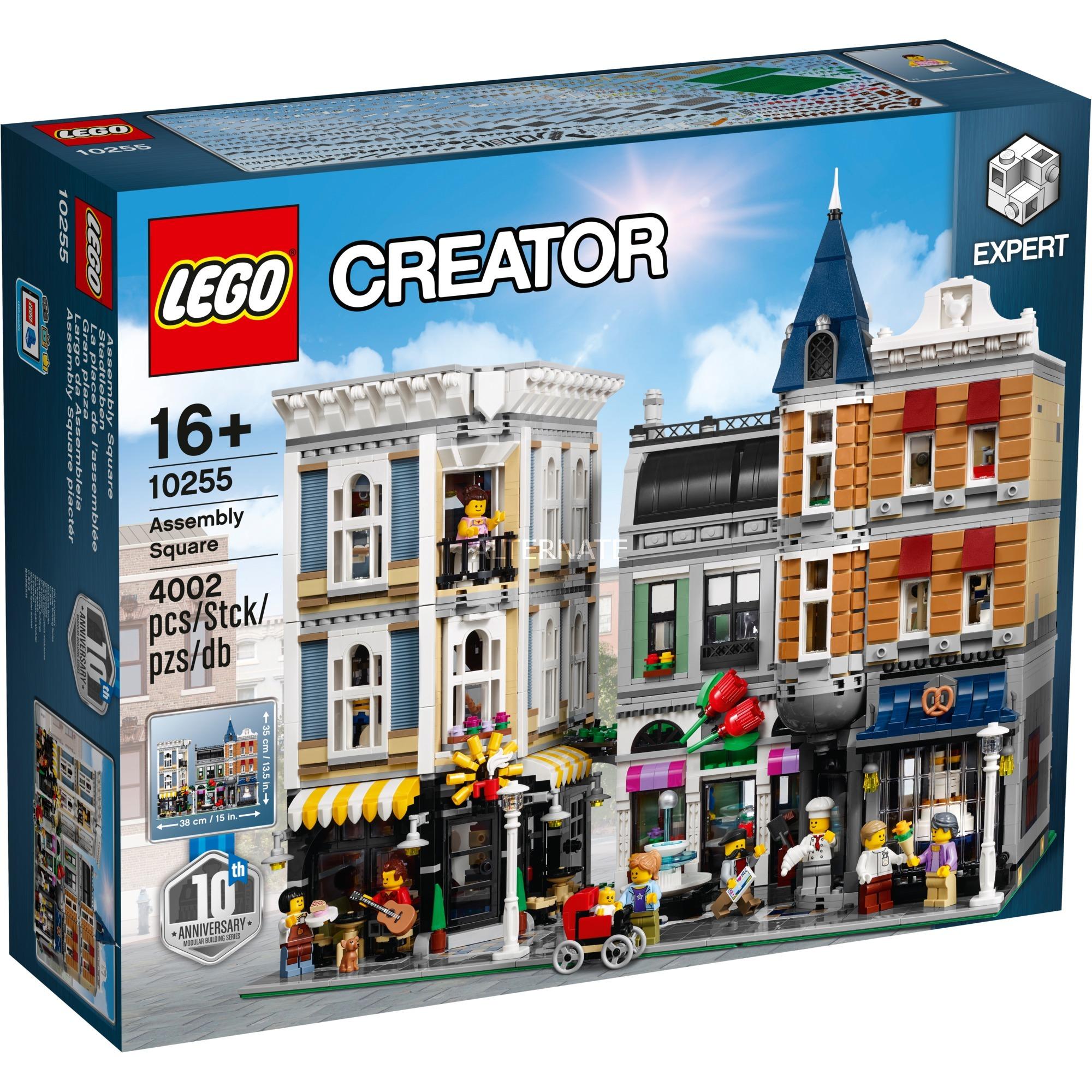 10255, Juegos de construcción