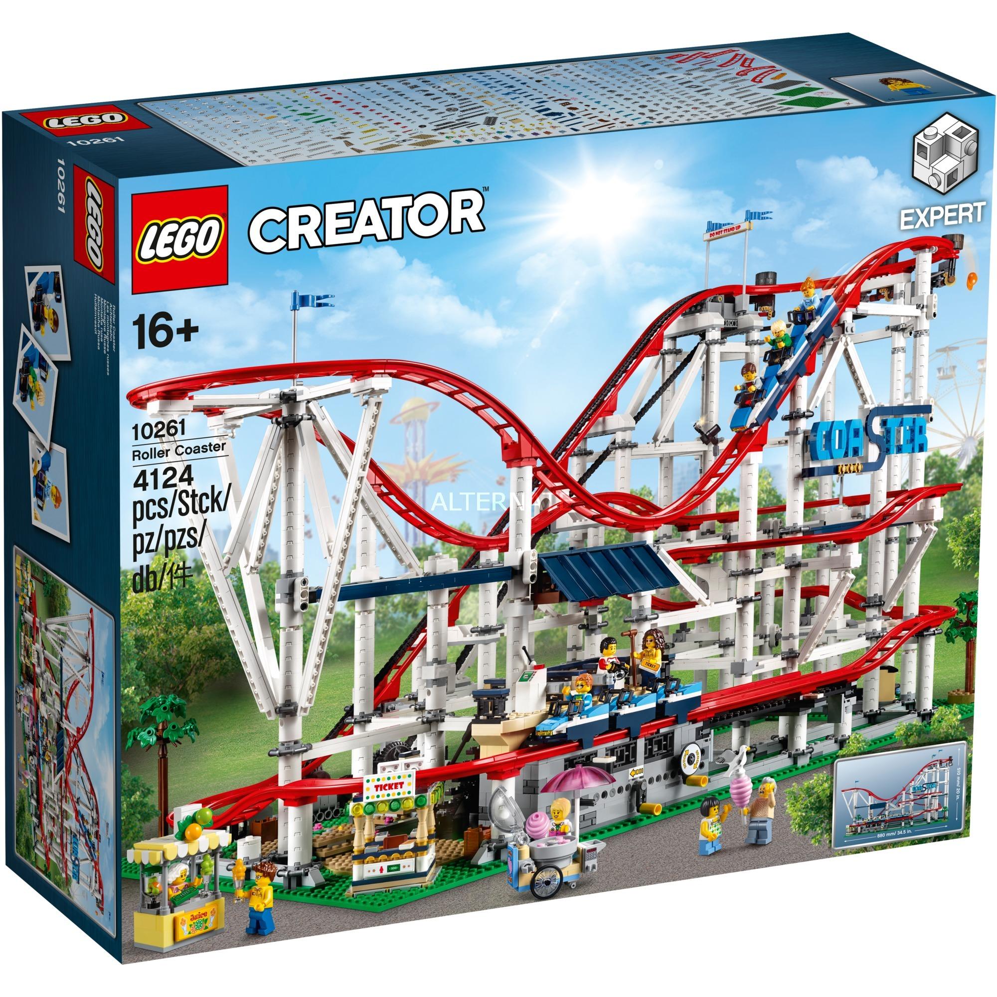 10261, Juegos de construcción