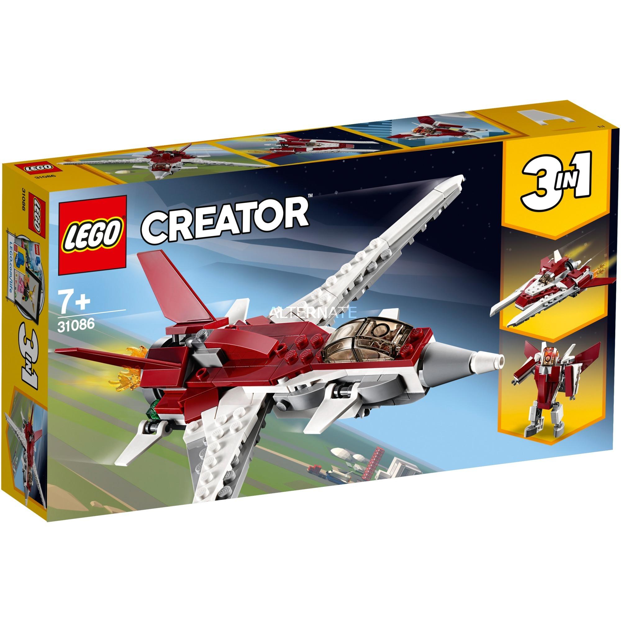 LEGO Creator - Reactor Futurista - 31086