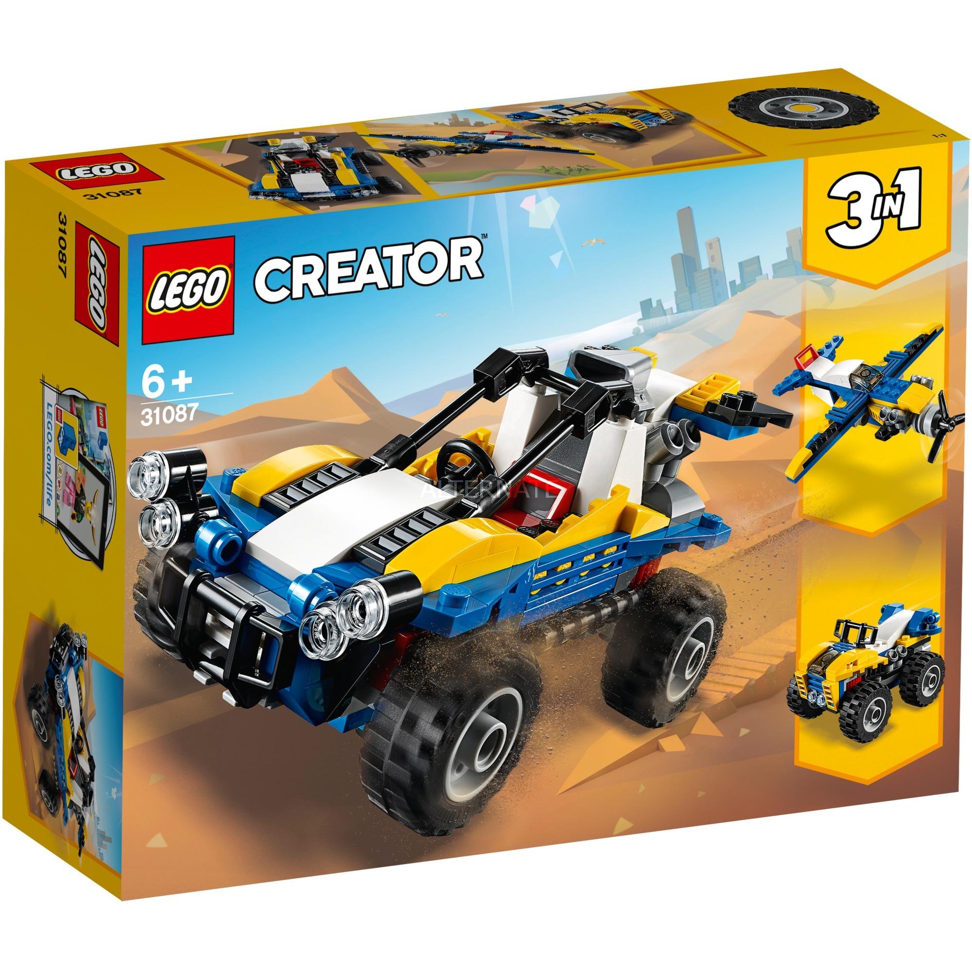LEGO Creator - Buggy de las Arenas- 31087