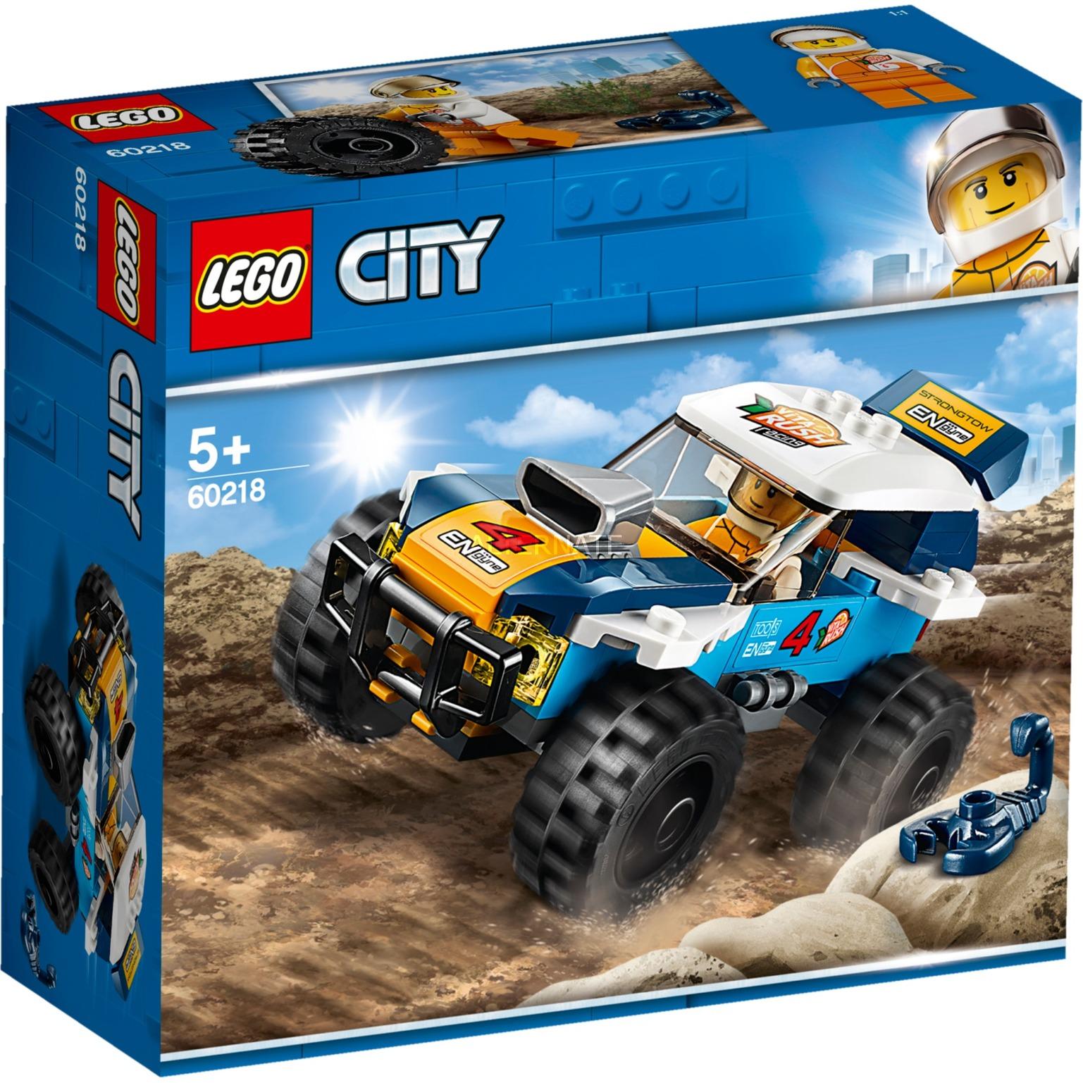 LEGO City - Coche de Rally del Desierto - 60218
